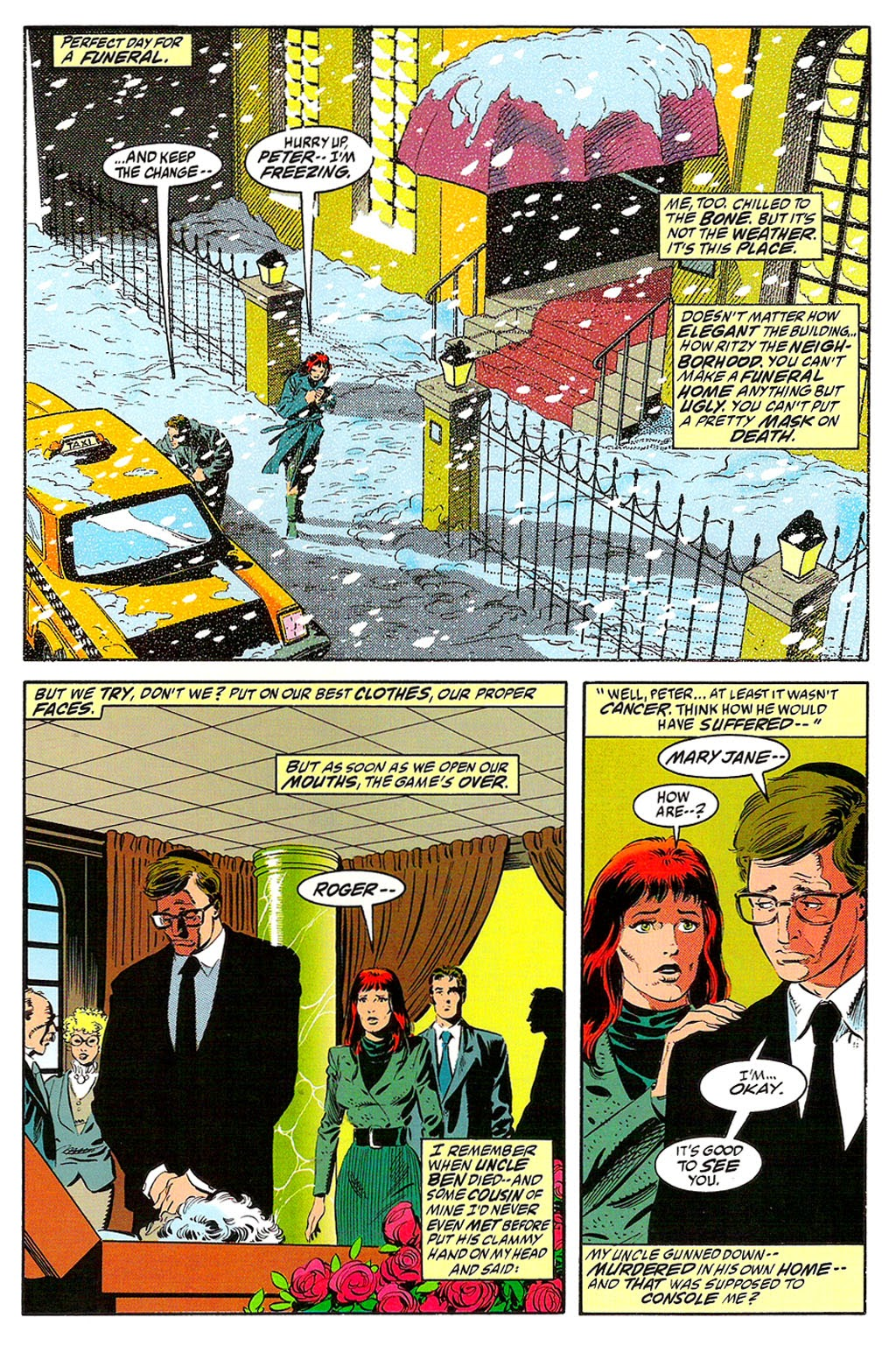 Read online The Amazing Spider-Man: Soul of the Hunter comic -  Issue # Full - 6