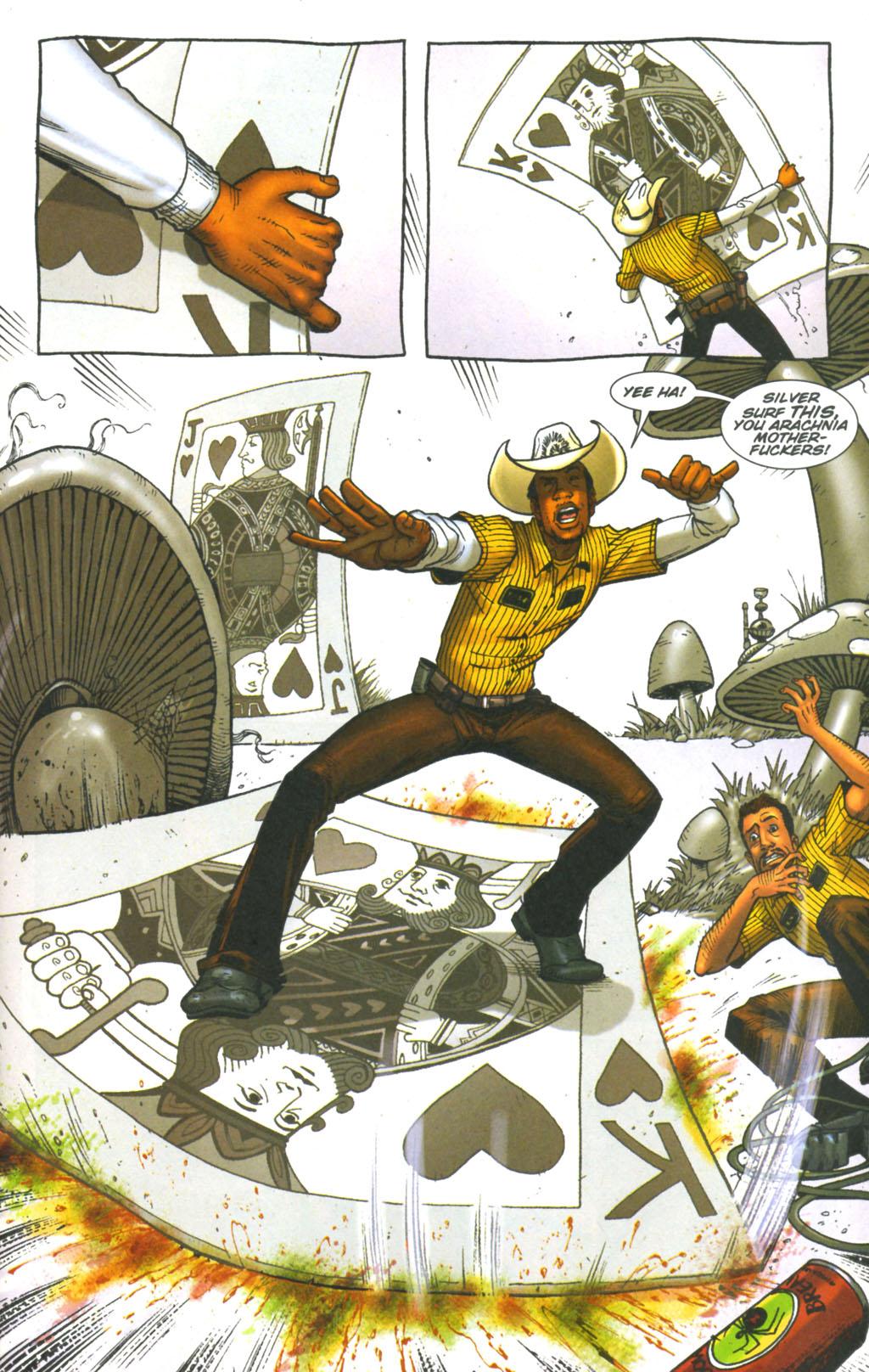 Read online The Exterminators comic -  Issue #6 - 15