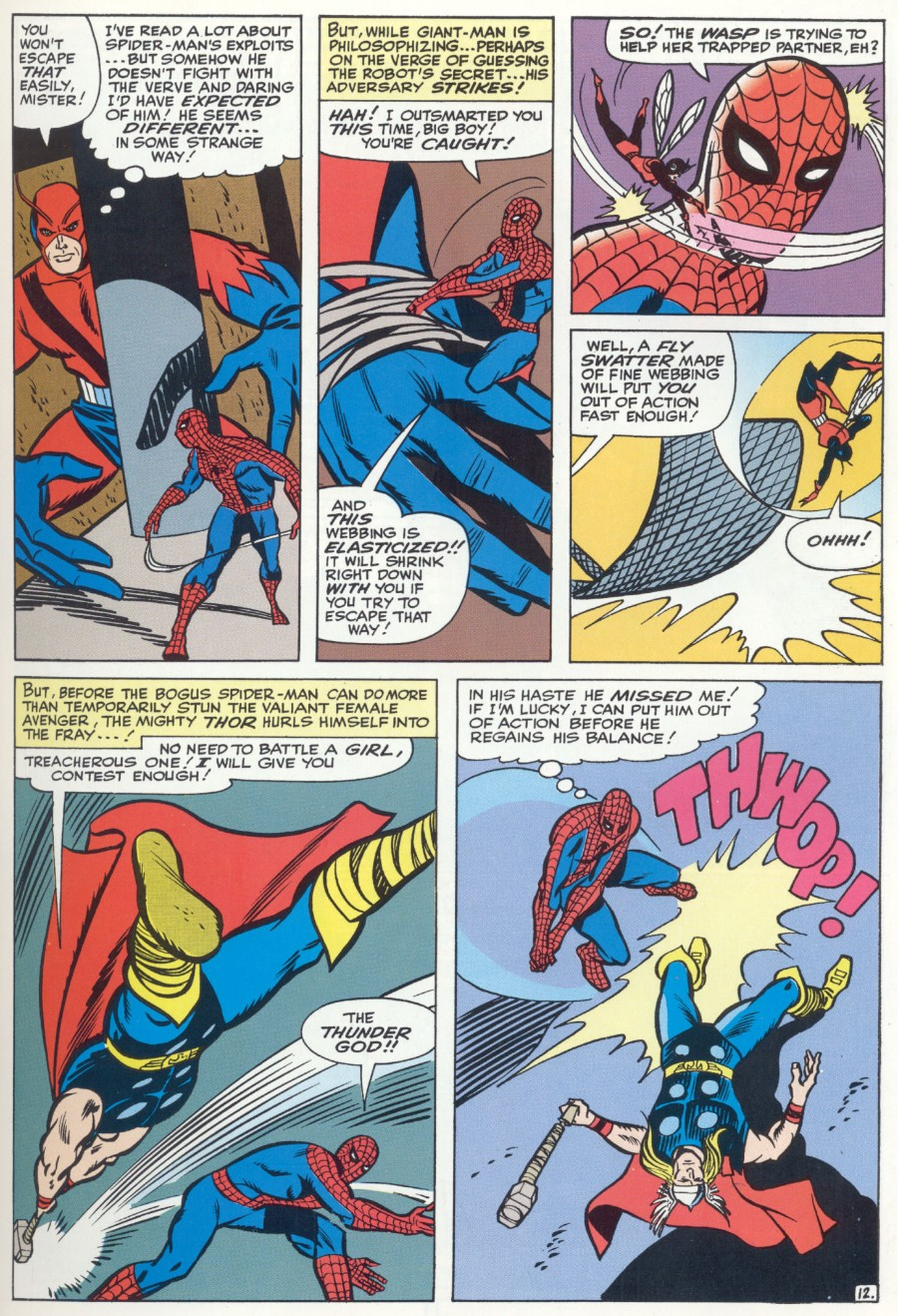 The Avengers (1963) 11 Page 12
