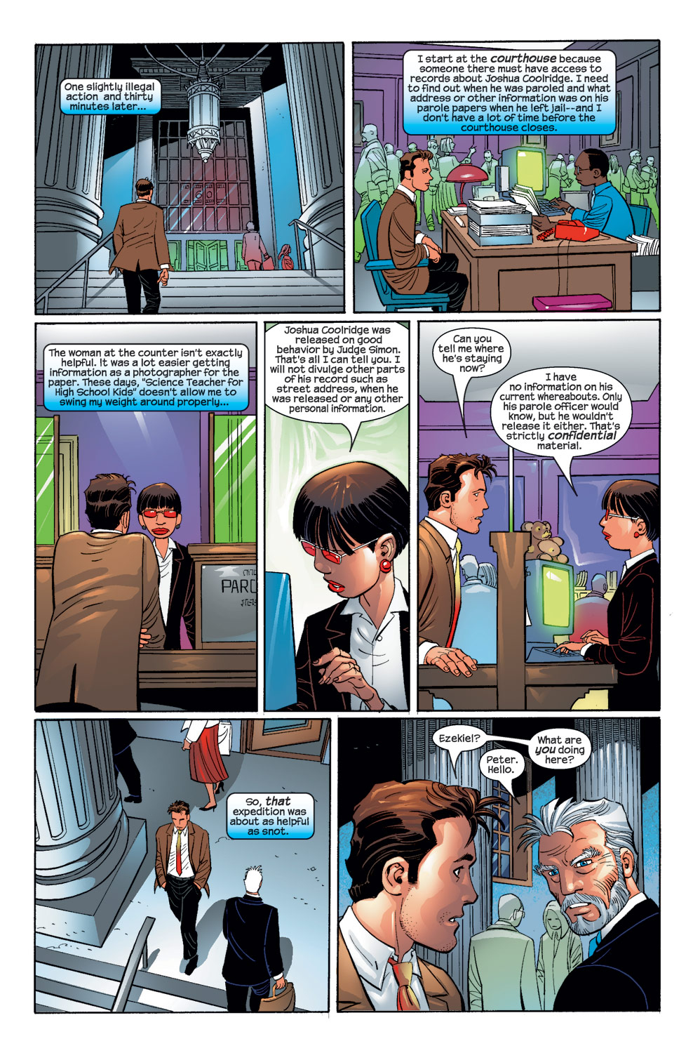 The Amazing Spider-Man (1999) 56 Page 8