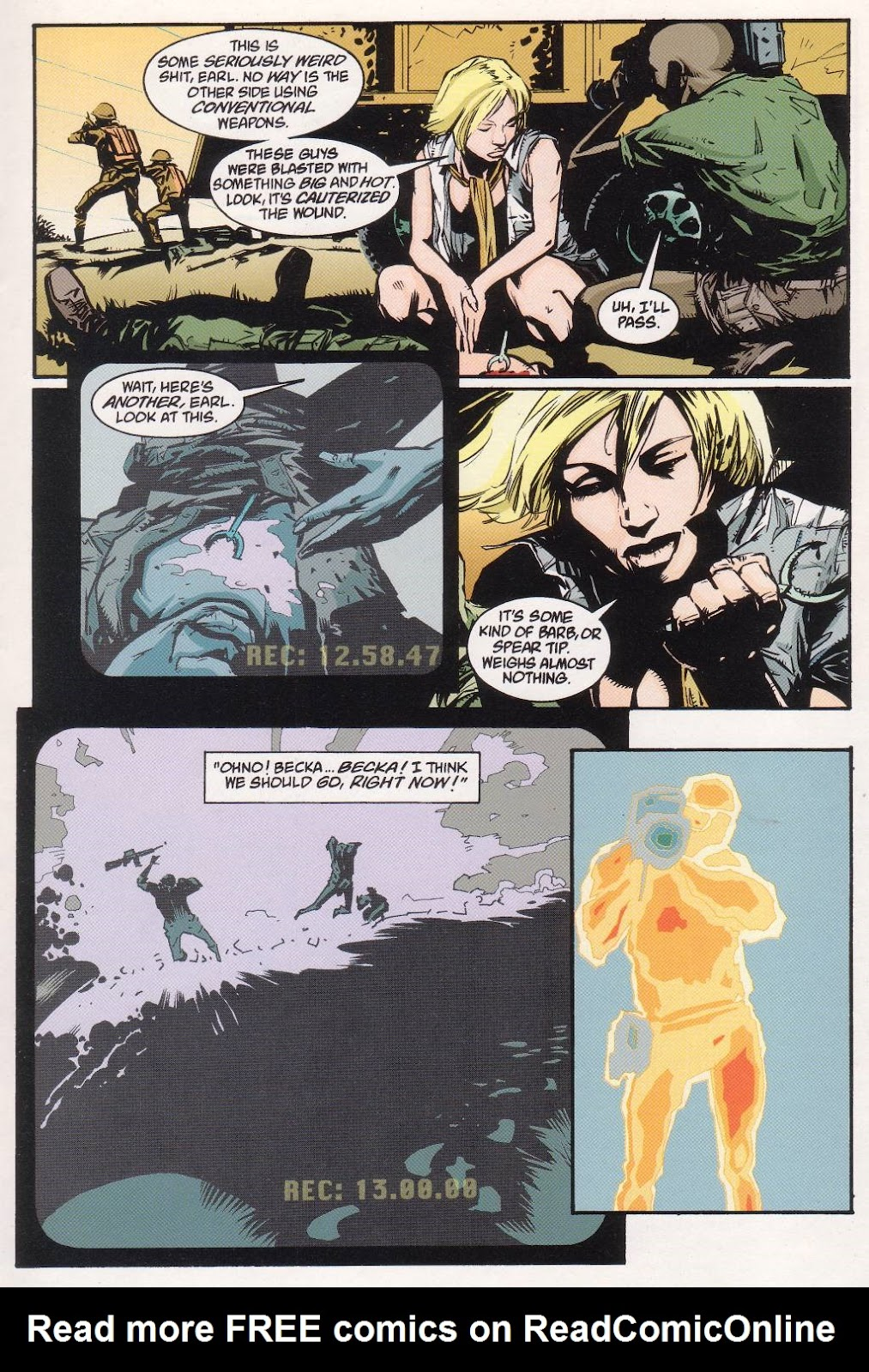 Aliens vs. Predator: Eternal issue 1 - Page 13