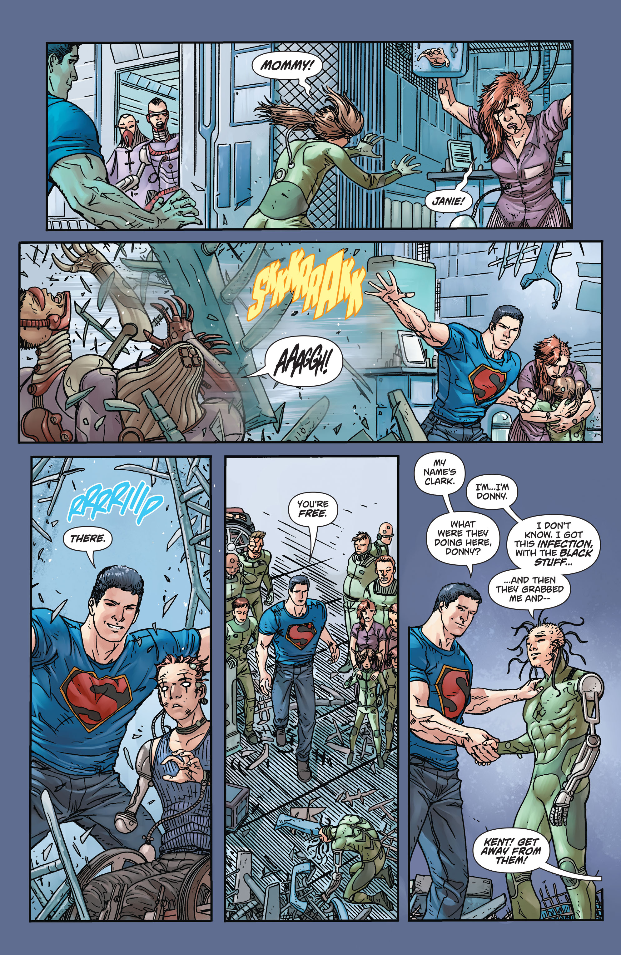 Read online Action Comics (2011) comic -  Issue #45 - 23