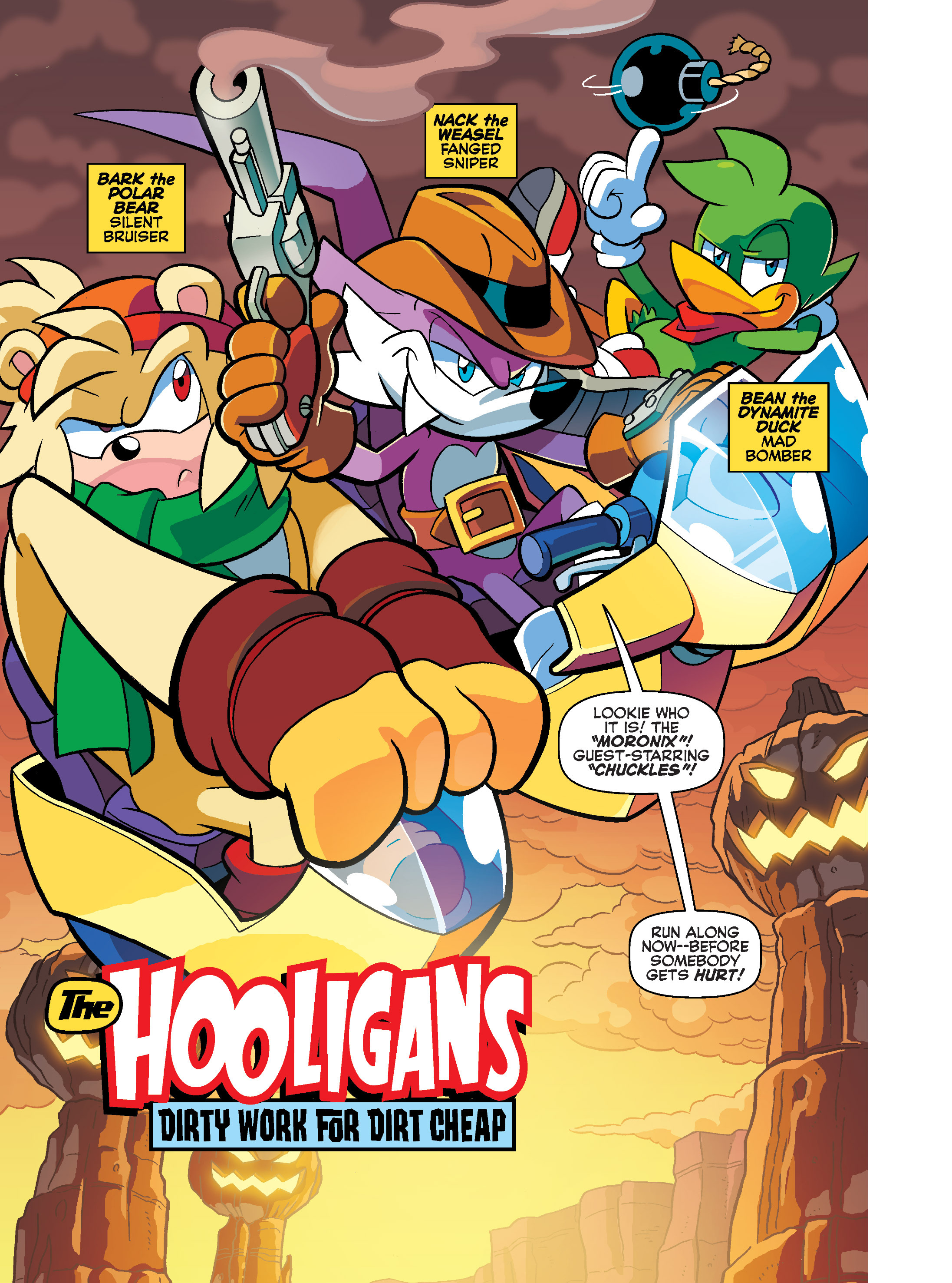 Read online Sonic Super Digest comic -  Issue #10 - 43
