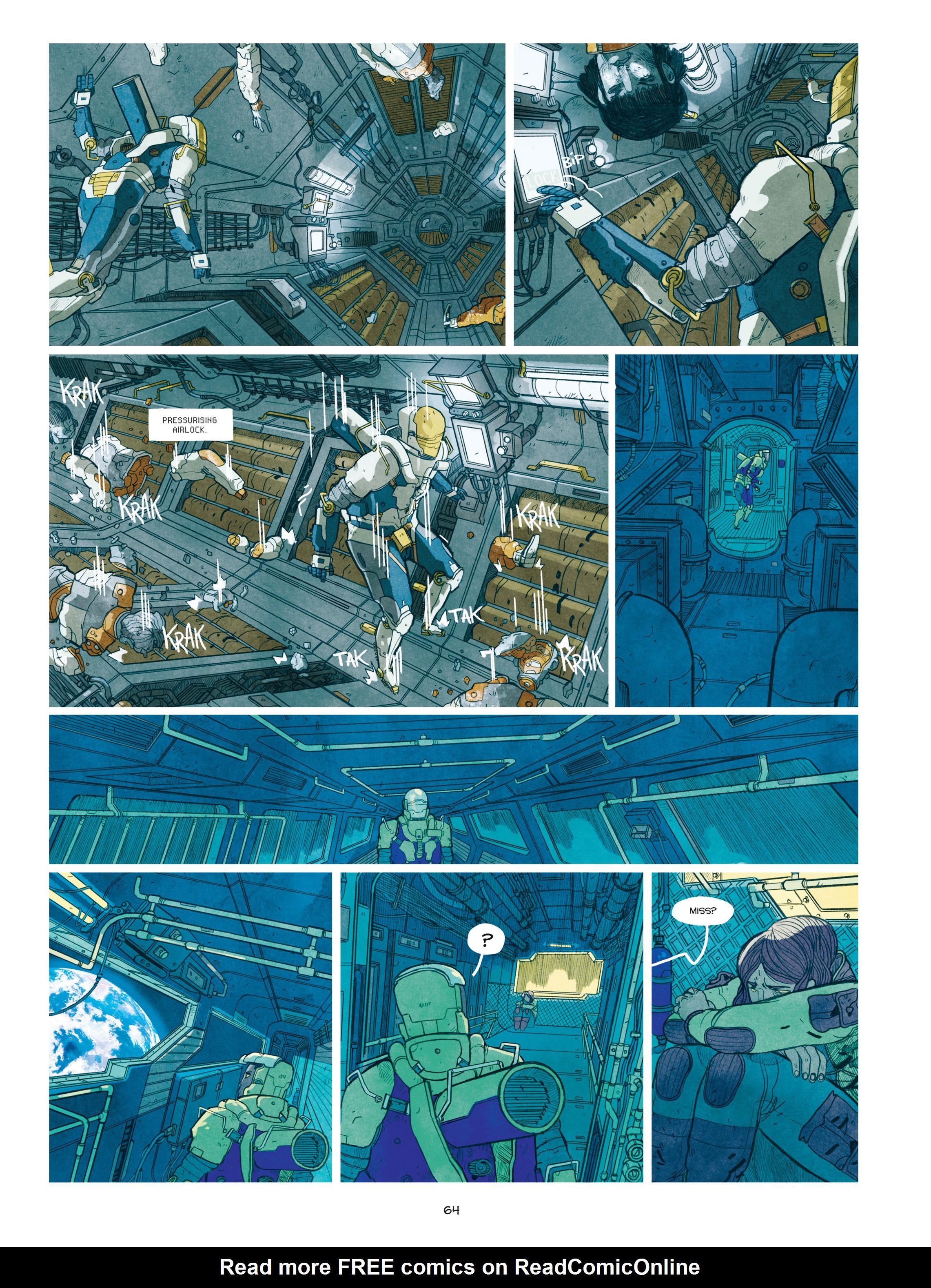 Read online Shangri-La comic -  Issue # Full - 65