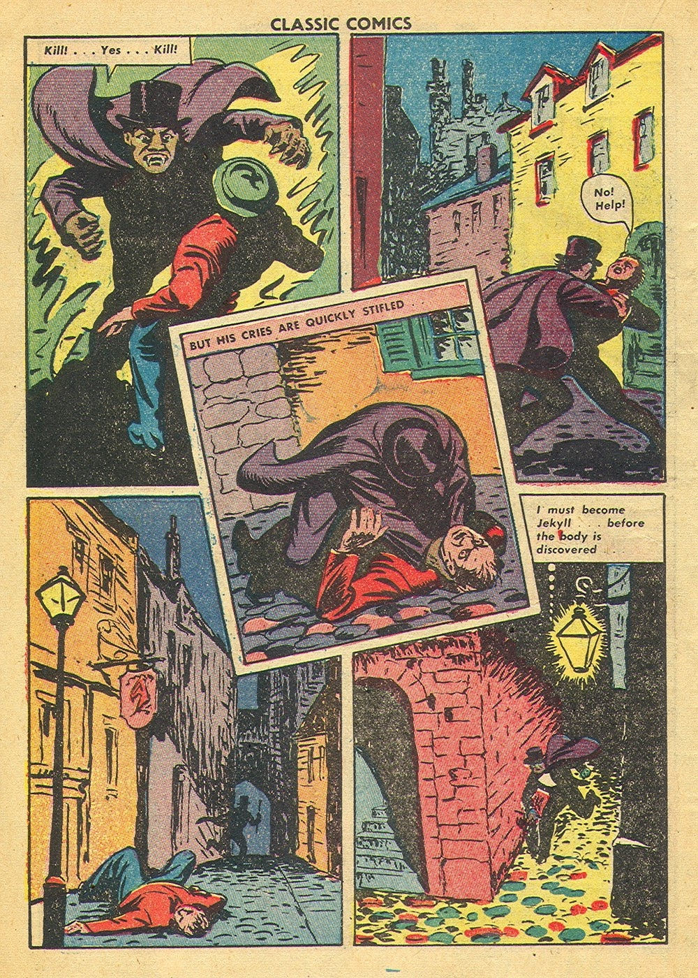Classics Illustrated issue 13 - Page 42