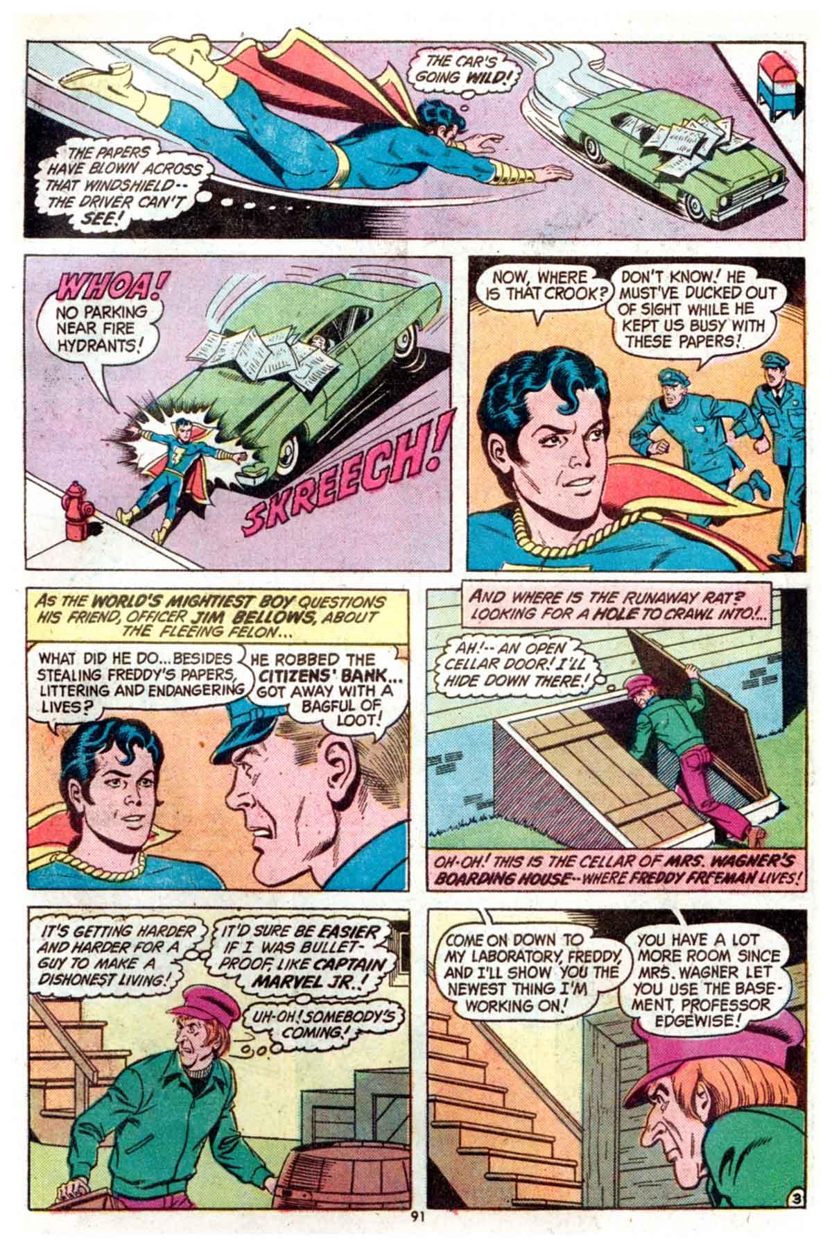 Read online Shazam! (1973) comic -  Issue #15 - 91