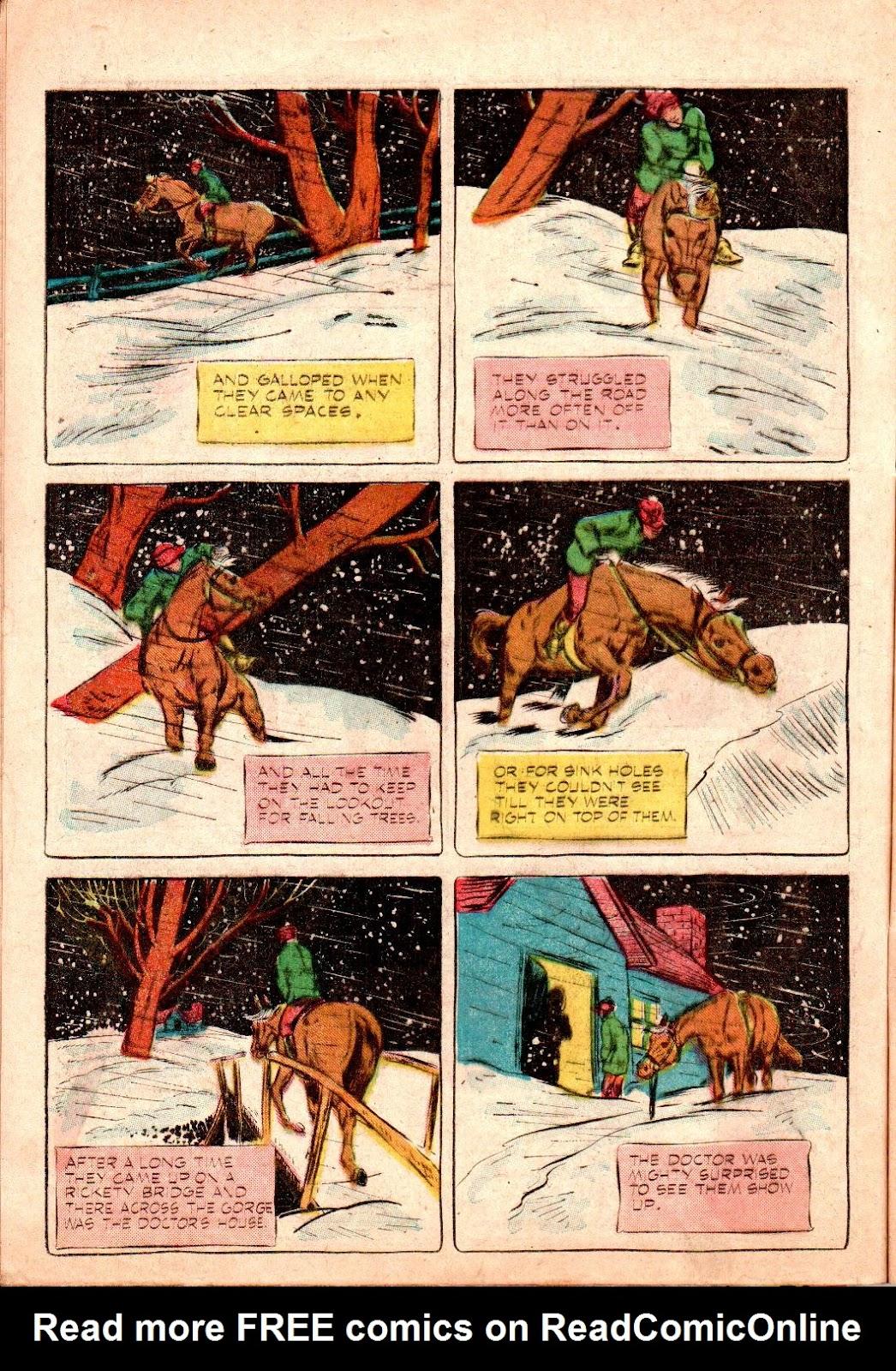 Read online Animal Comics comic -  Issue #19 - 42