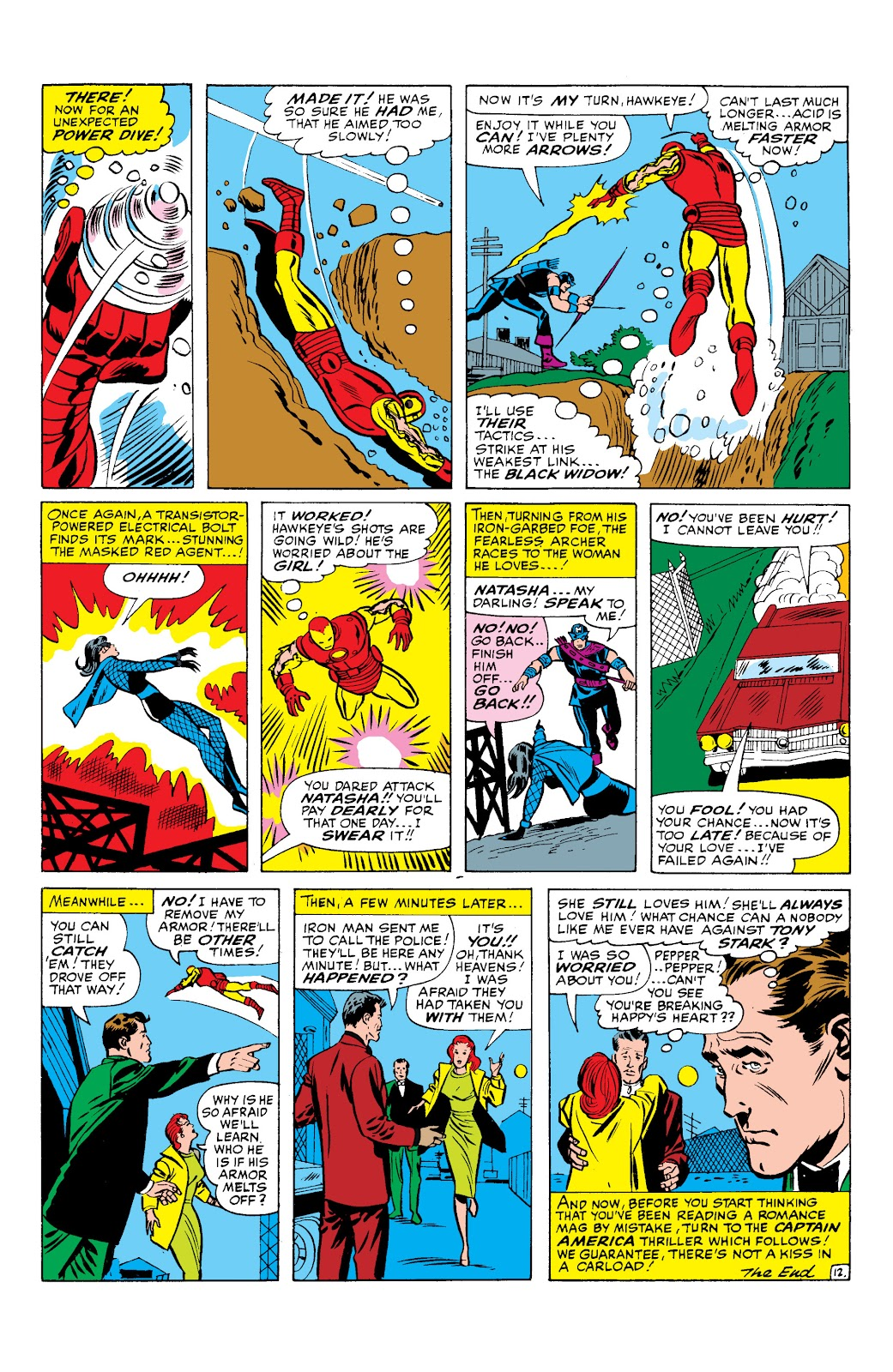 Read online Marvel Masterworks: The Invincible Iron Man comic -  Issue # TPB 2 (Part 3) - 26