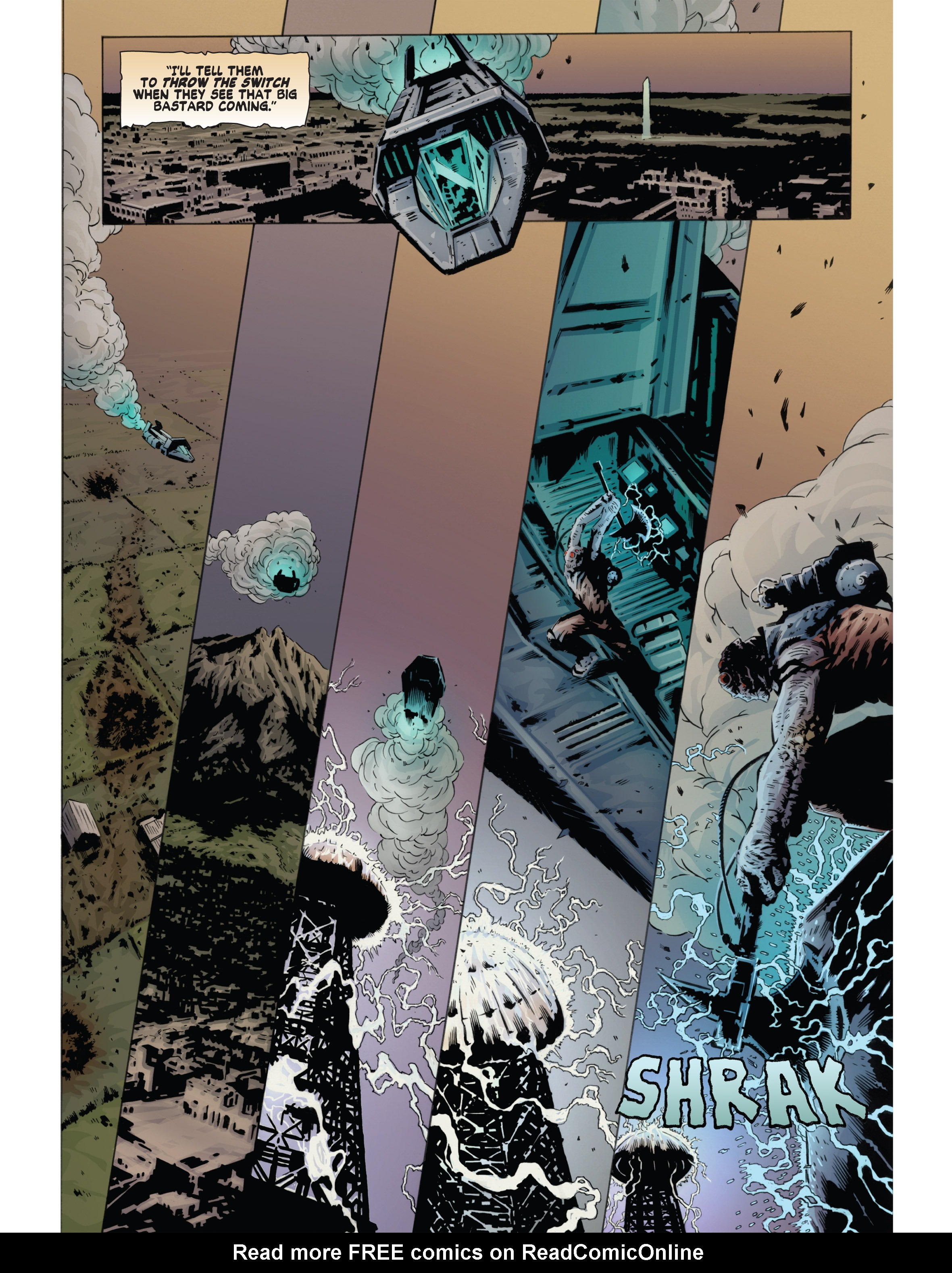 Read online Bad Planet comic -  Issue # TPB - 129
