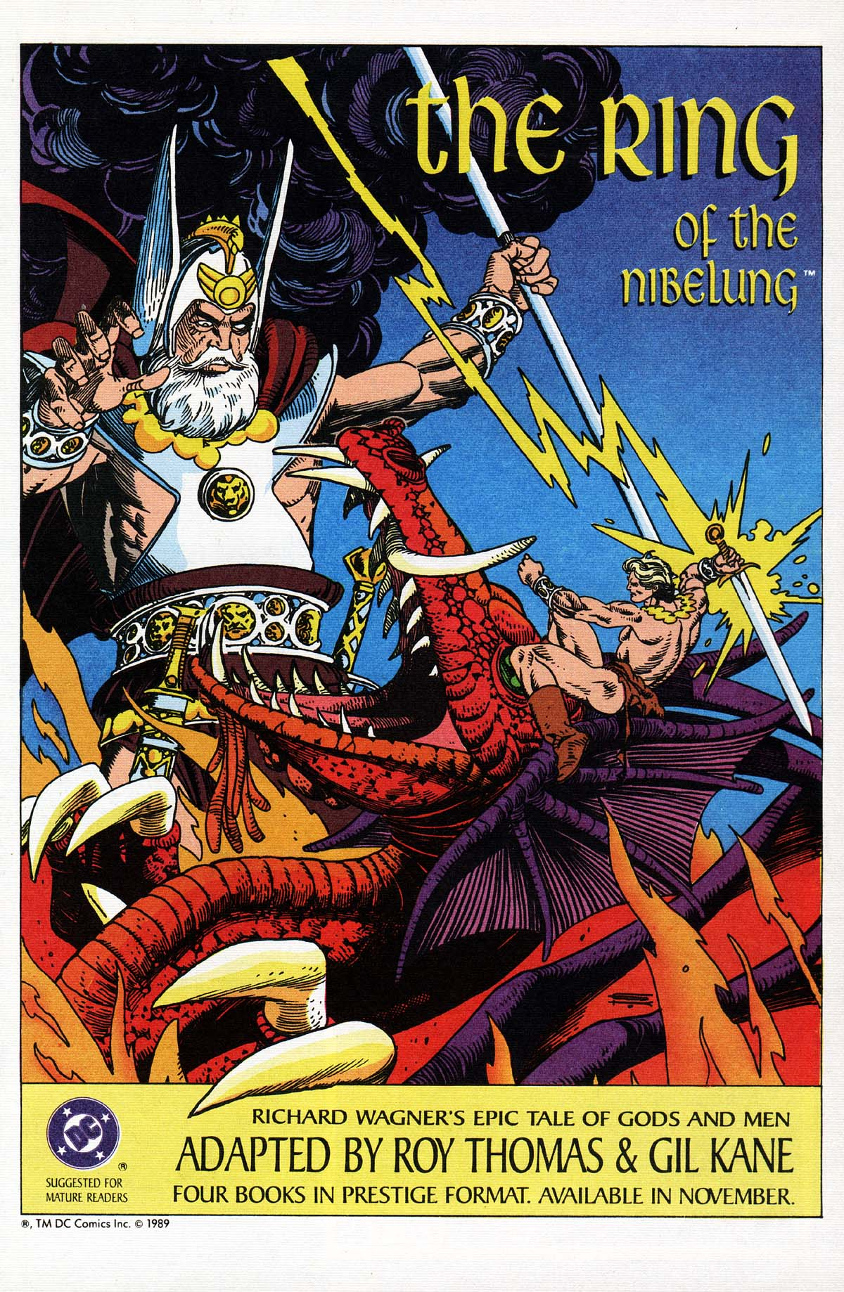 Read online Advanced Dungeons & Dragons comic -  Issue #14 - 21