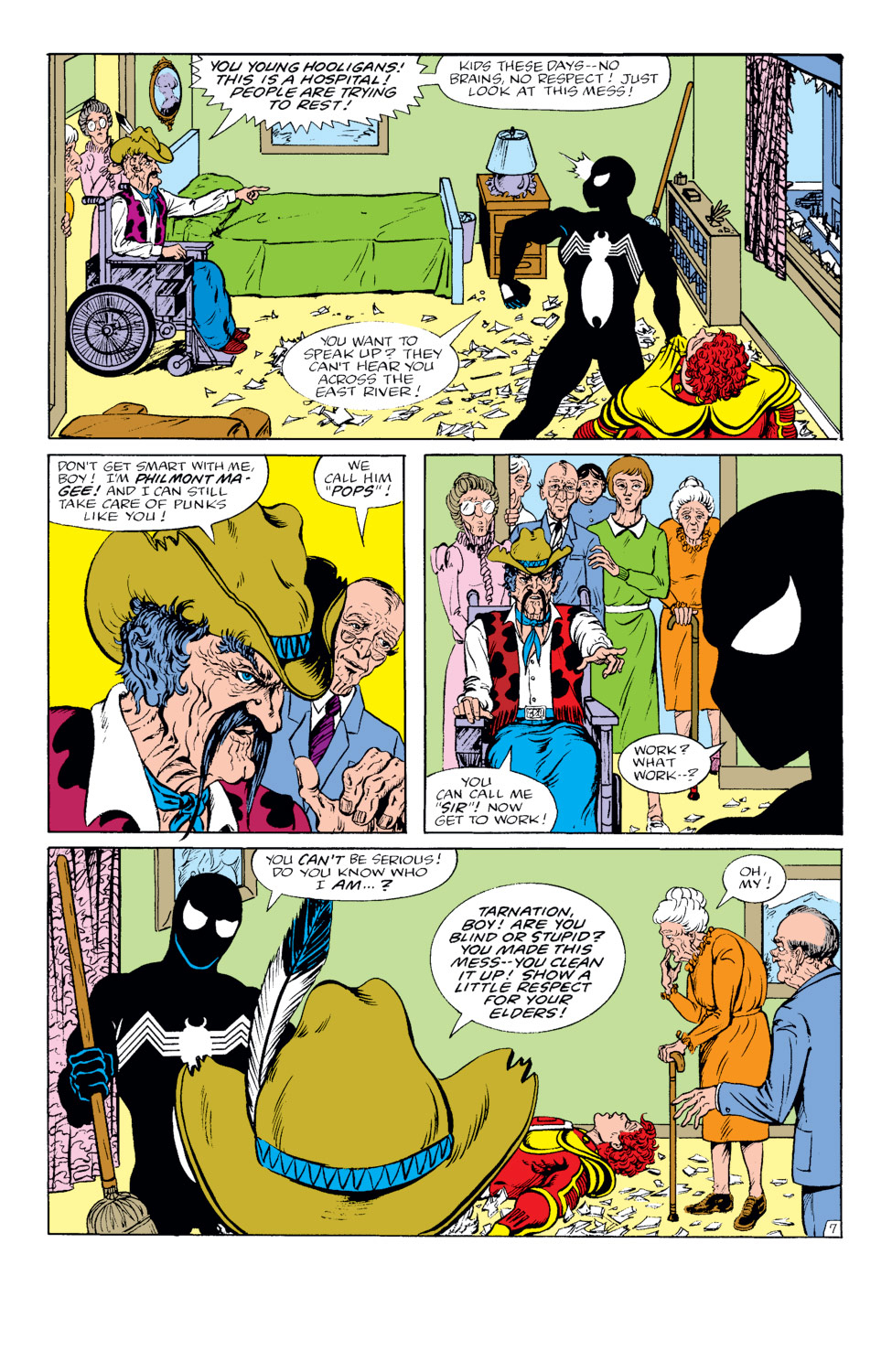 The Amazing Spider-Man (1963) 264 Page 7