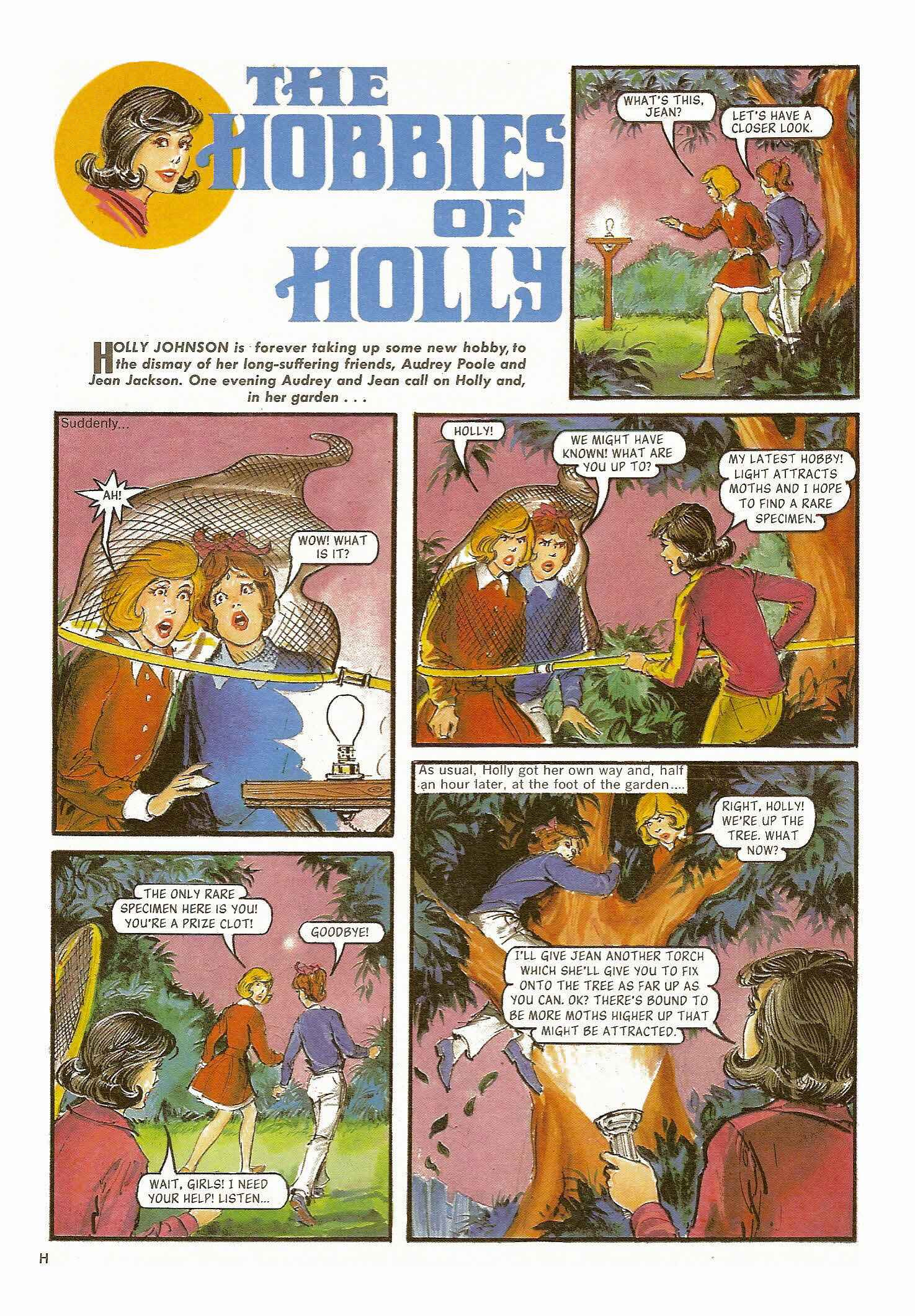 Read online Judy comic -  Issue # _Annual 1 - 104