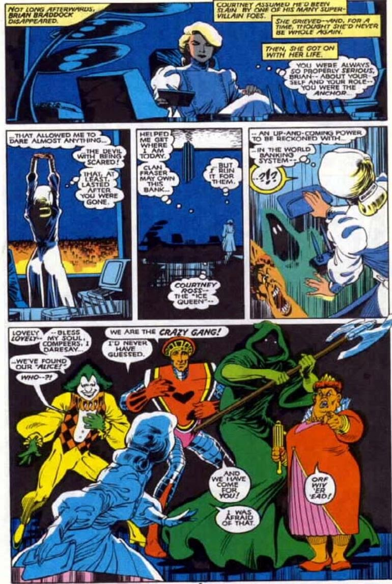 Excalibur (1988) issue 4 - Page 3
