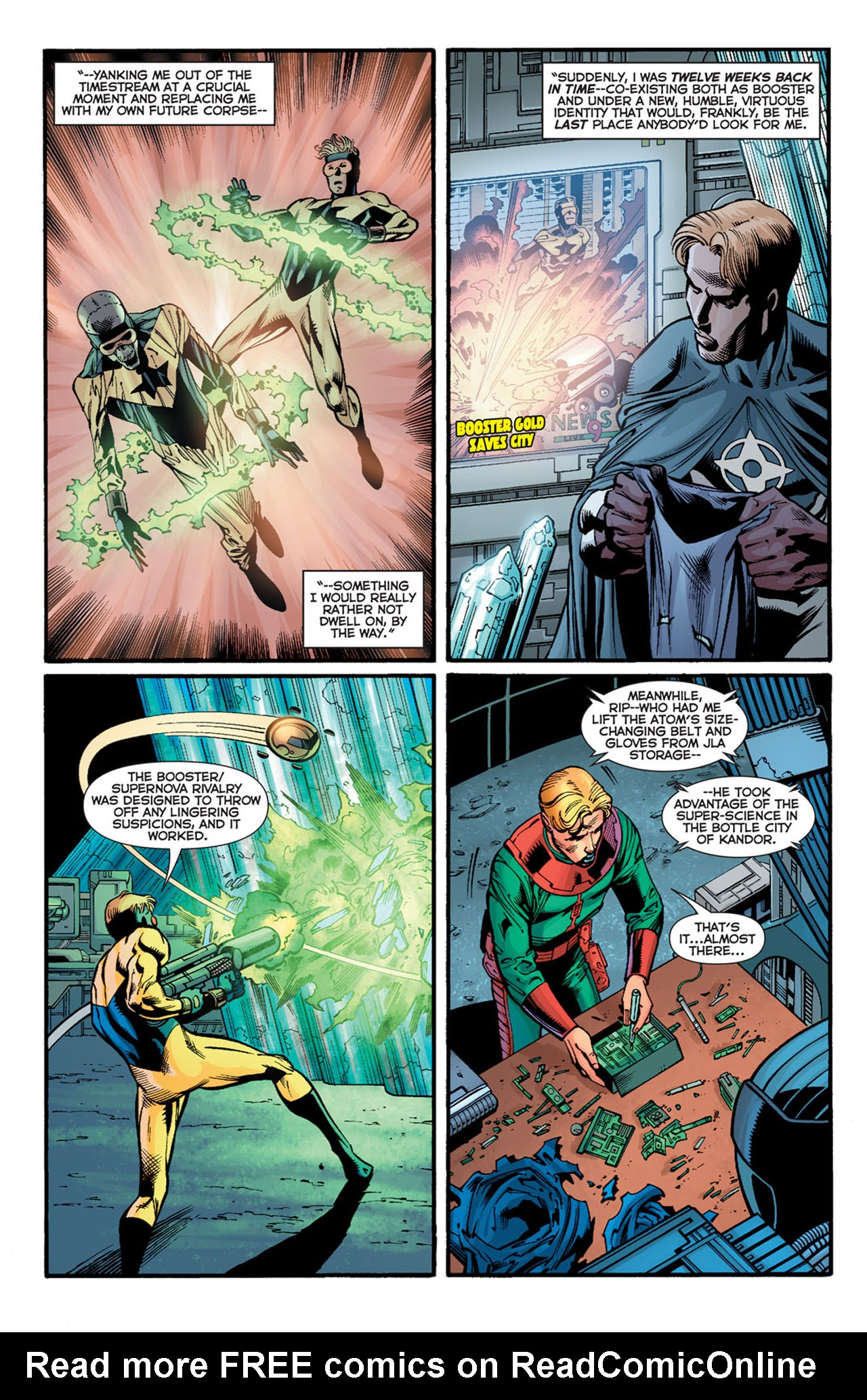 Read online 52 comic -  Issue #37 - 9