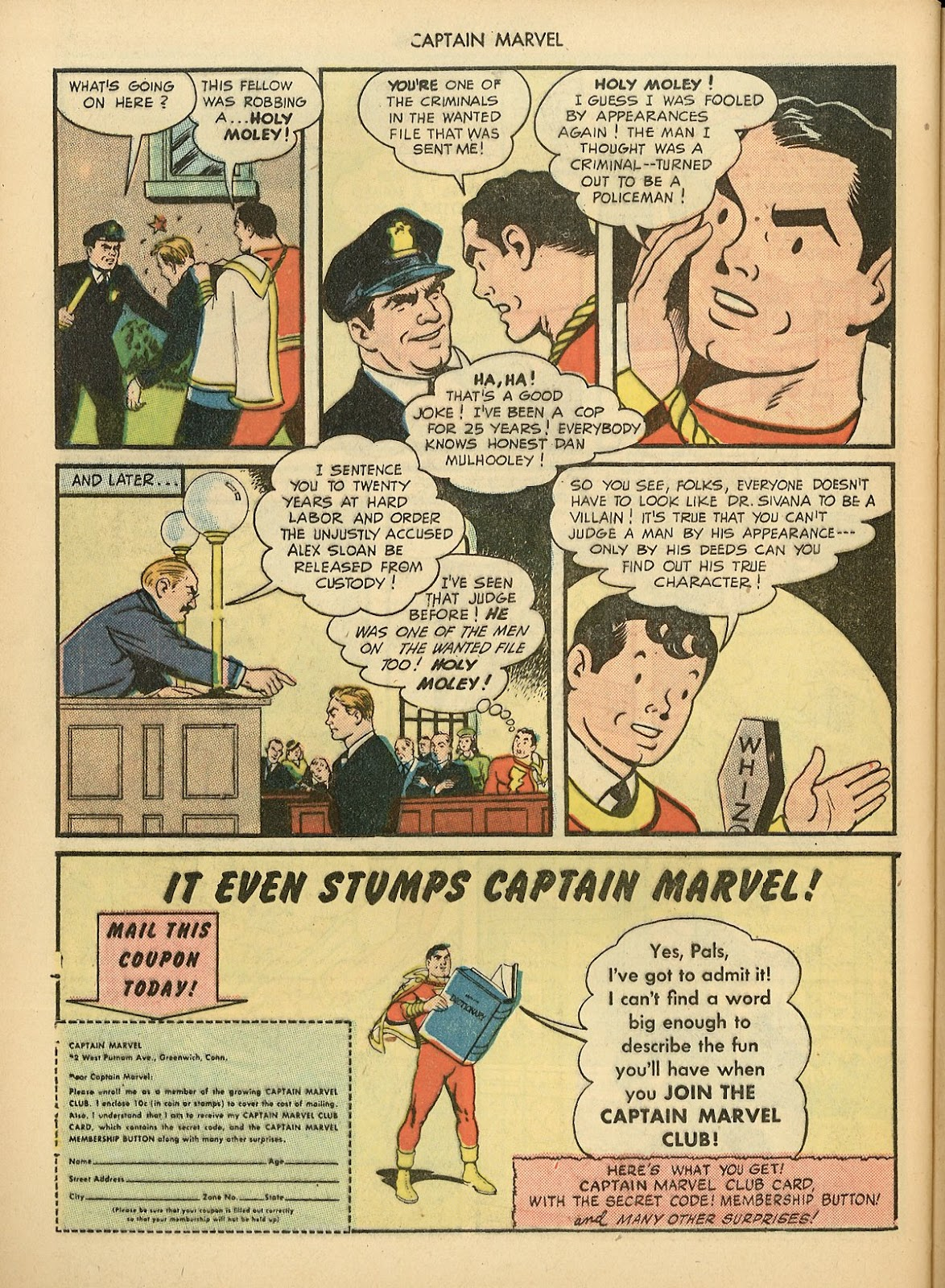 Captain Marvel Adventures issue 70 - Page 48
