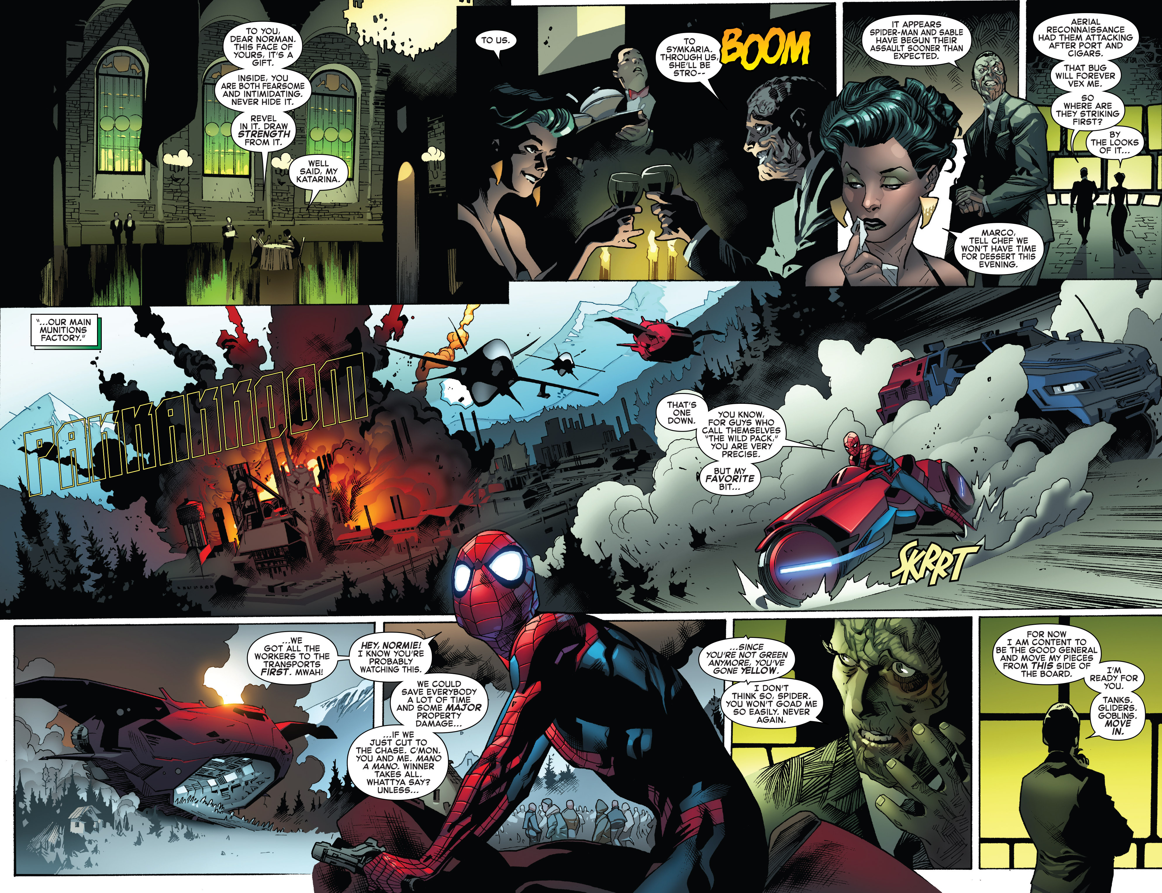 Read online The Amazing Spider-Man (2015) comic -  Issue #27 - 11