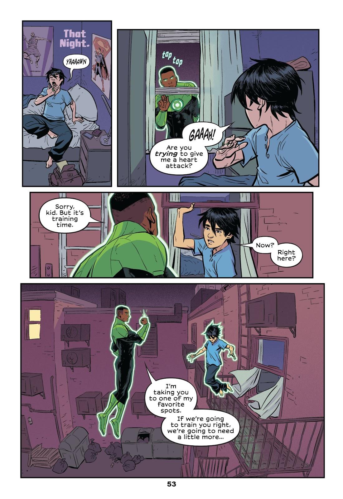 Read online Green Lantern: Legacy comic -  Issue # TPB - 51