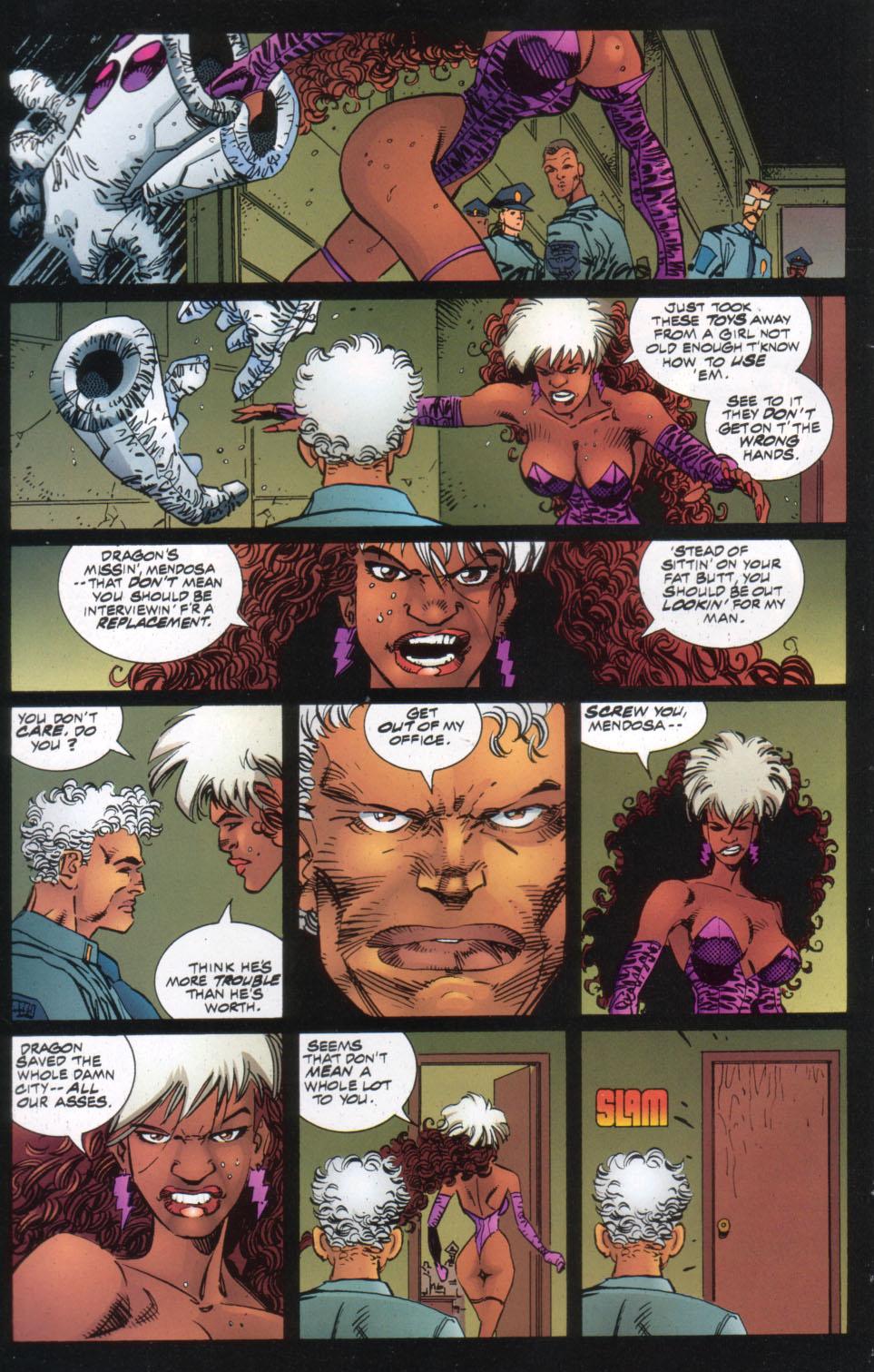 The Savage Dragon (1993) Issue #23 #26 - English 23