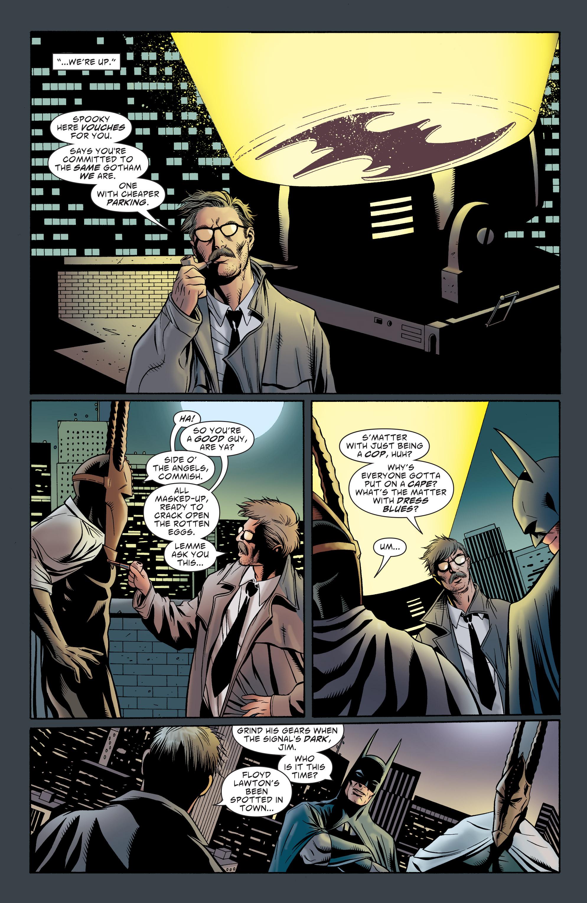 Read online Batman: The Widening Gyre comic -  Issue #6 - 26