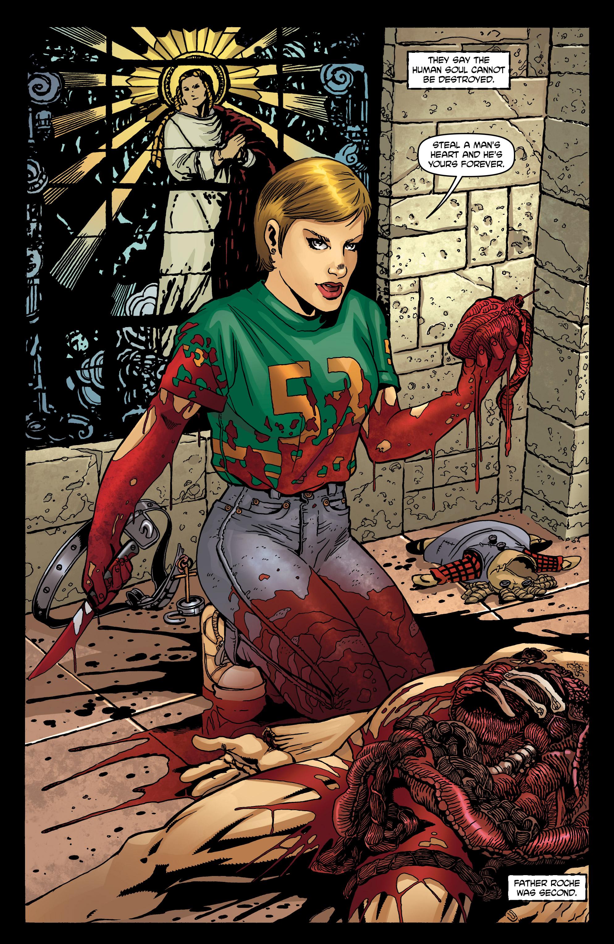 Read online Hellina: Scythe comic -  Issue #4 - 26