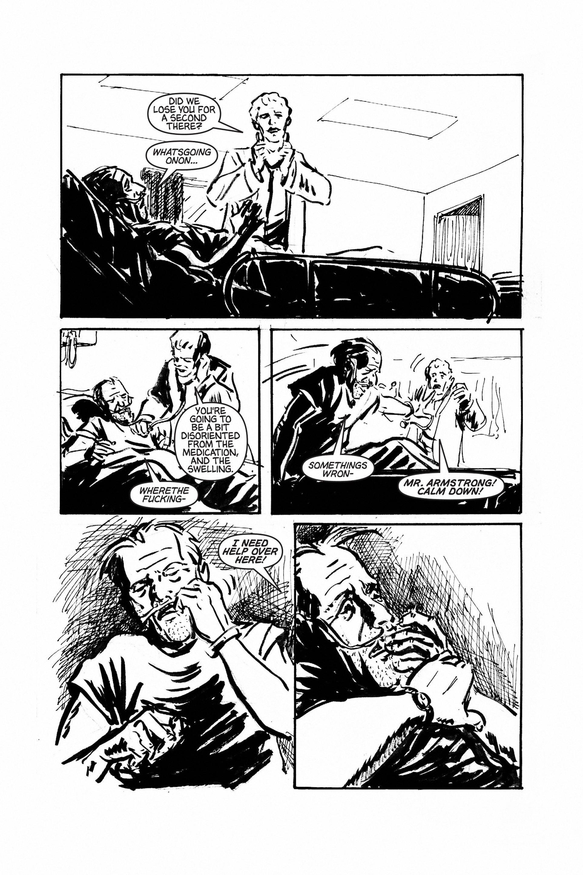 Read online Tumor comic -  Issue # TPB - 57