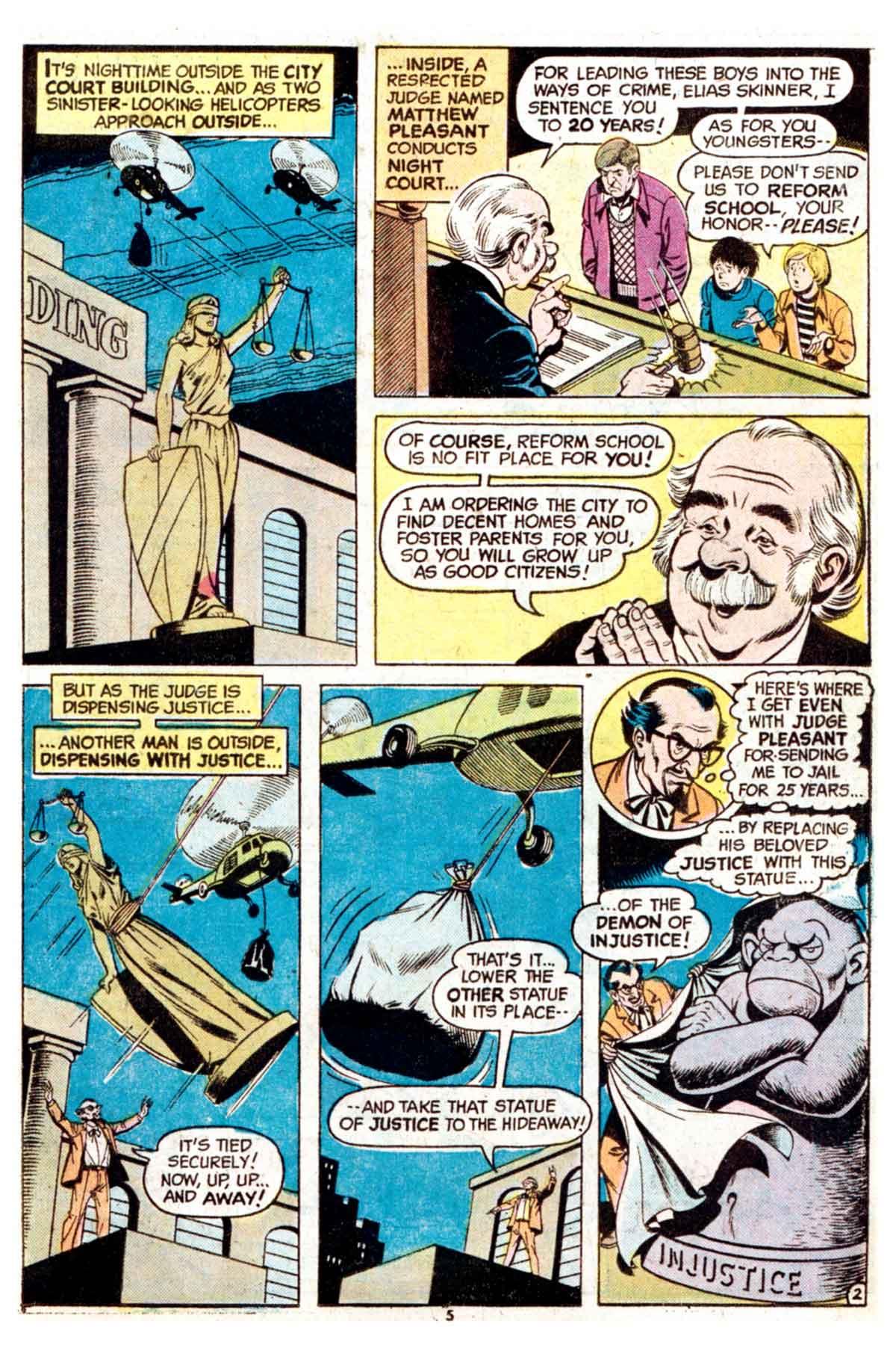 Read online Shazam! (1973) comic -  Issue #16 - 5
