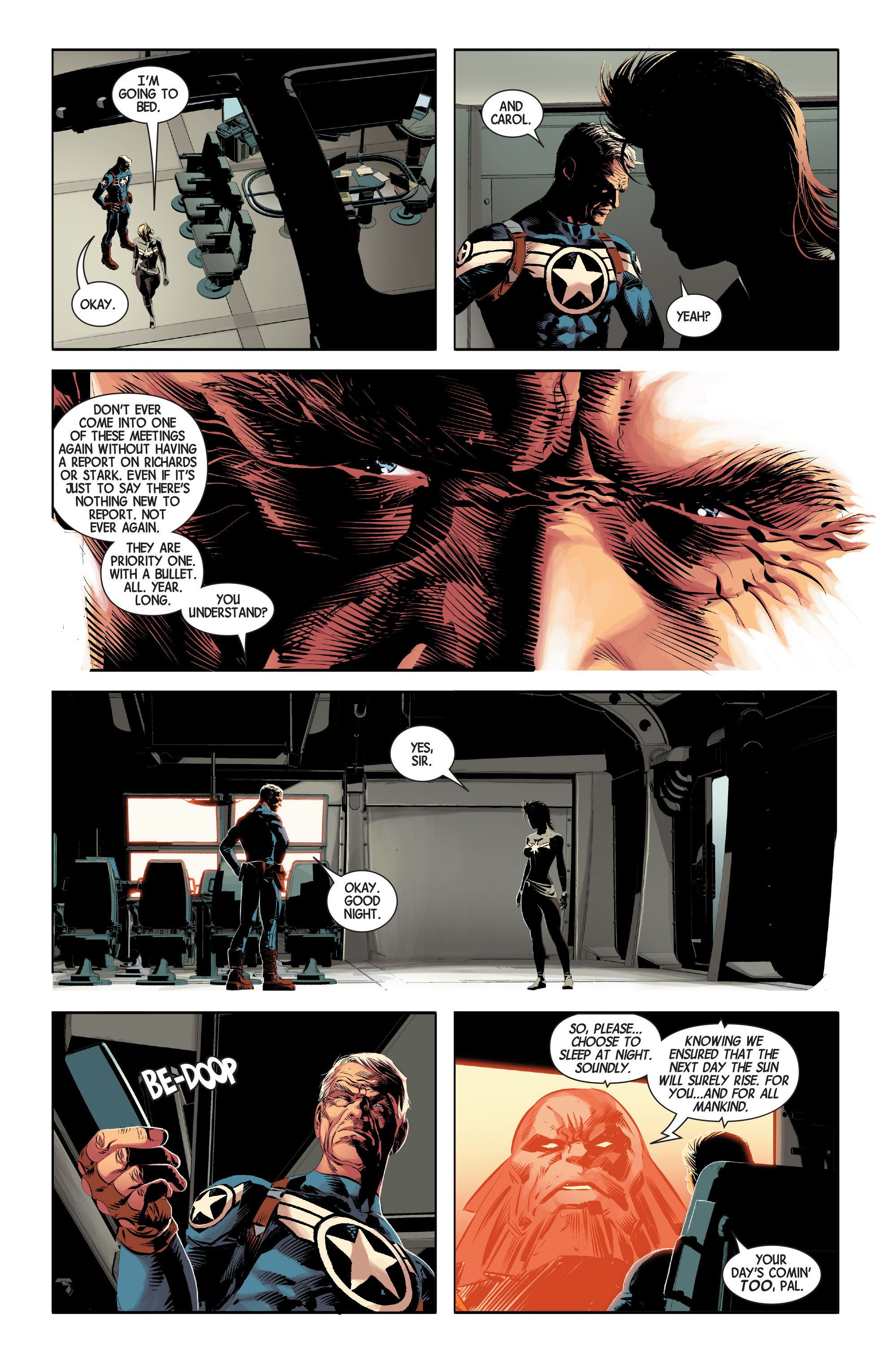 Read online Avengers (2013) comic -  Issue #37 - 24
