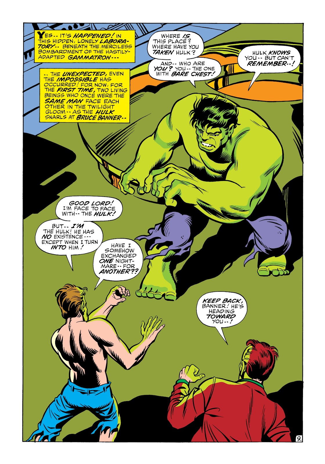 Read online Marvel Masterworks: The Incredible Hulk comic -  Issue # TPB 6 (Part 2) - 83