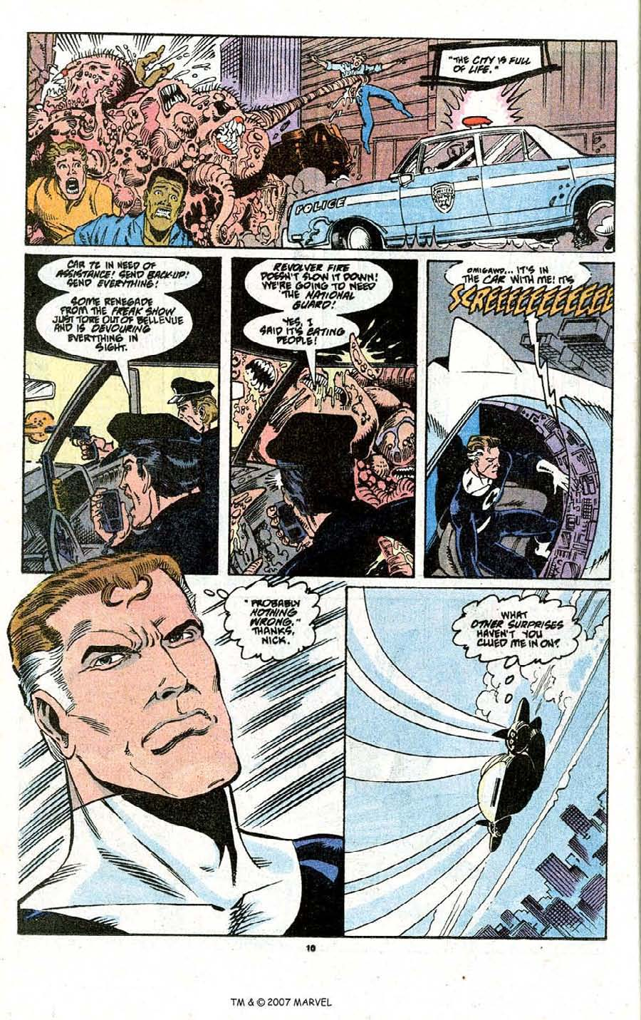 Read online Silver Surfer (1987) comic -  Issue # _Annual 3 - 12