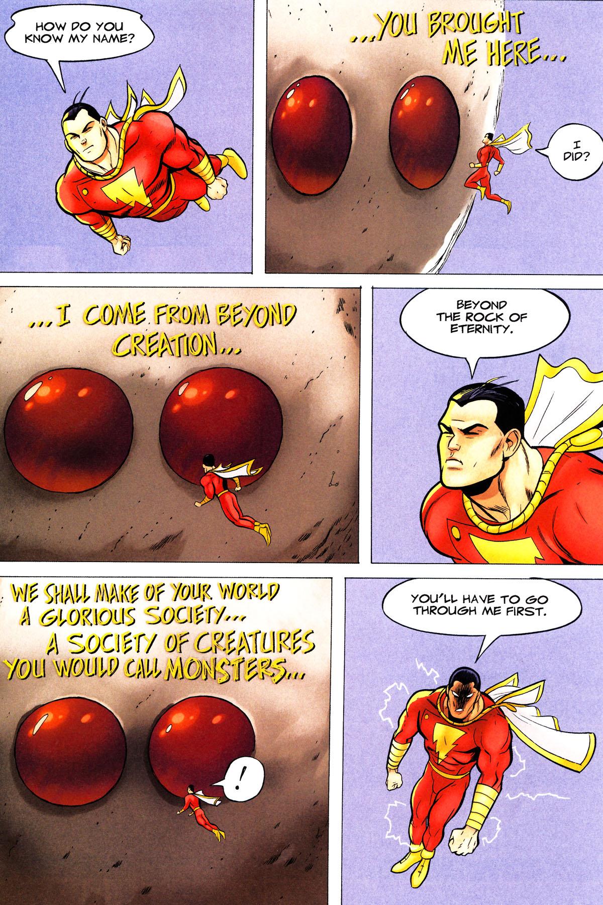 Read online Shazam!: The Monster Society of Evil comic -  Issue #2 - 26