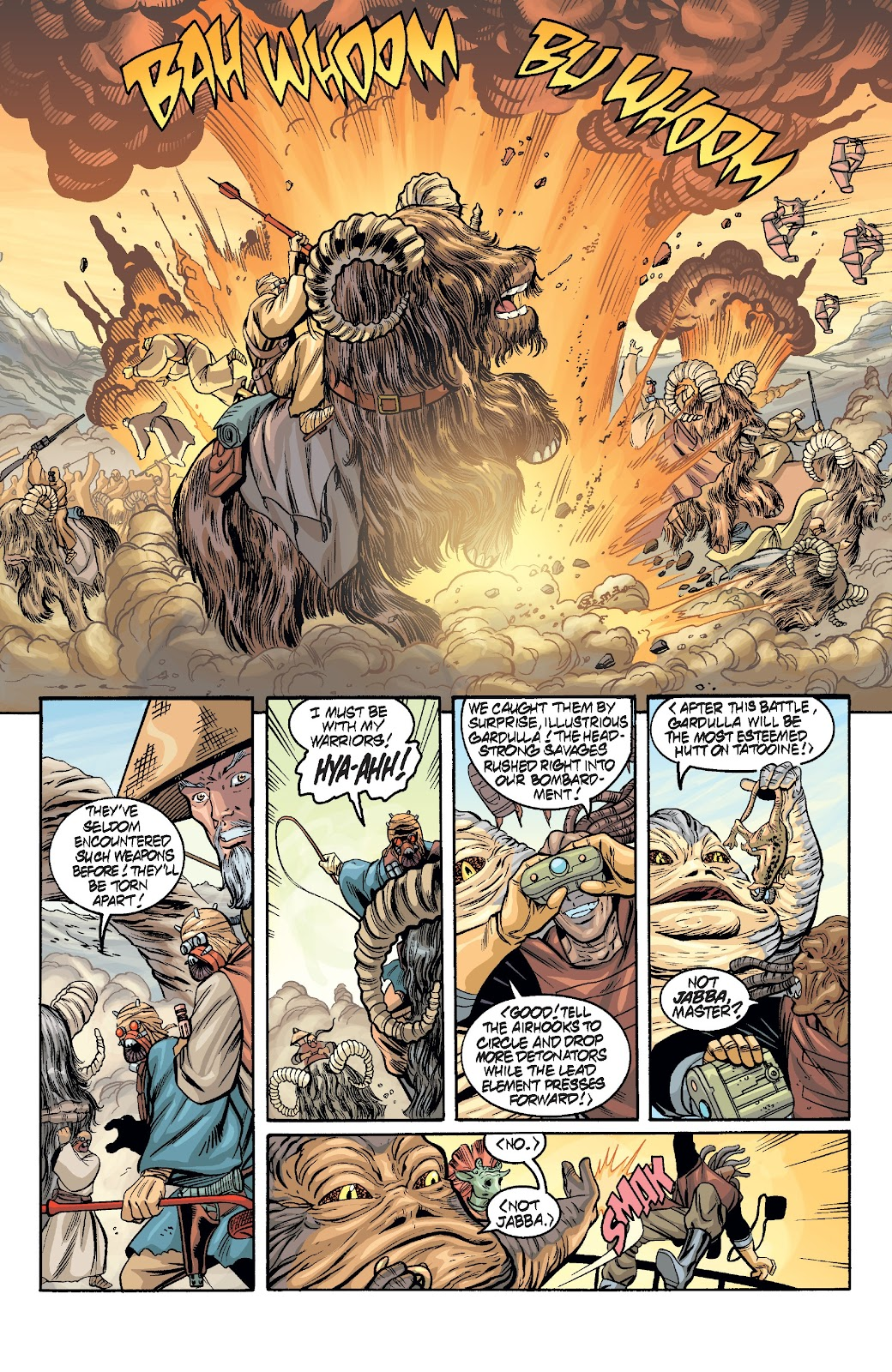 Read online Star Wars Legends Epic Collection: The Menace Revealed comic -  Issue # TPB (Part 3) - 16