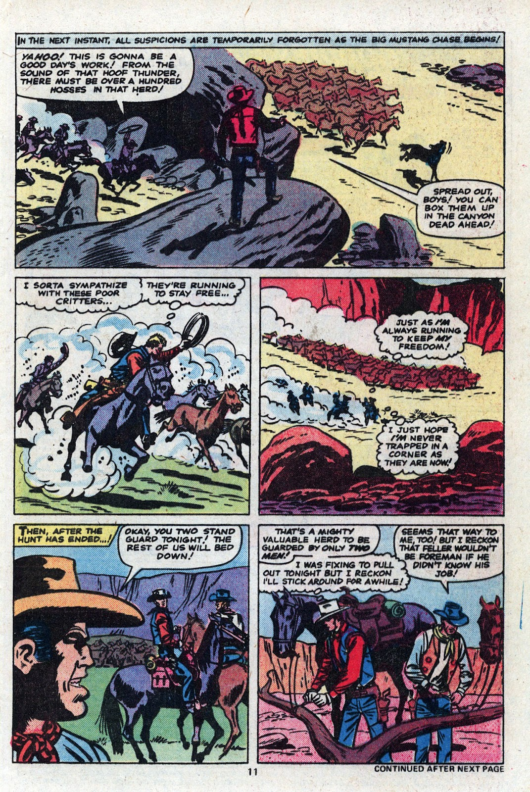 Kid Colt Outlaw issue 227 - Page 13