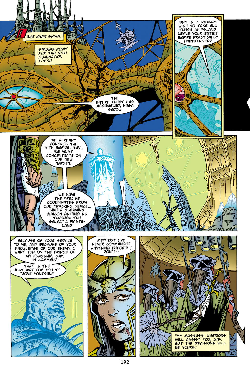 Read online Star Wars Omnibus comic -  Issue # Vol. 4 - 186