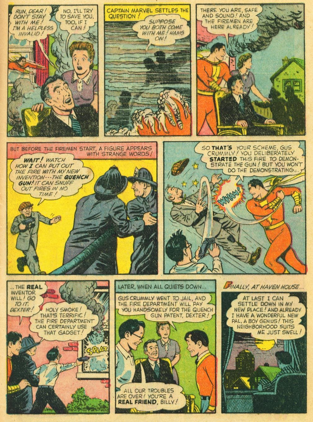 Captain Marvel Adventures issue 133 - Page 33