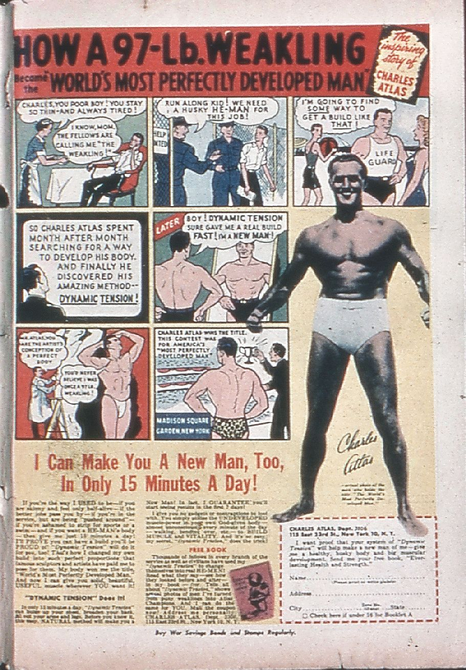Read online Hit Comics comic -  Issue #36 - 59