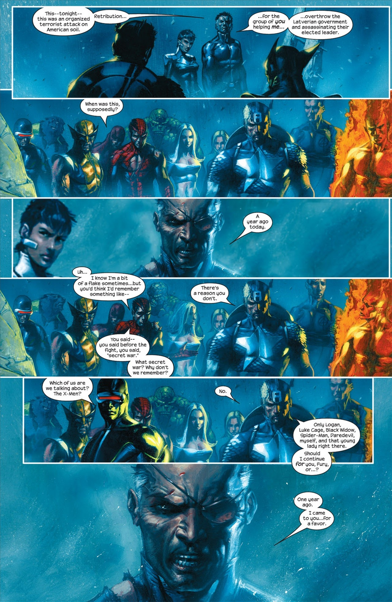 Secret War #5 #6 - English 15
