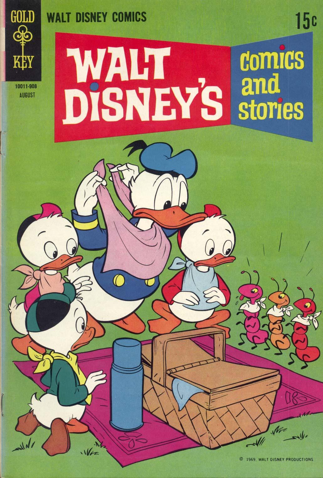 Walt Disneys Comics and Stories 347 Page 1