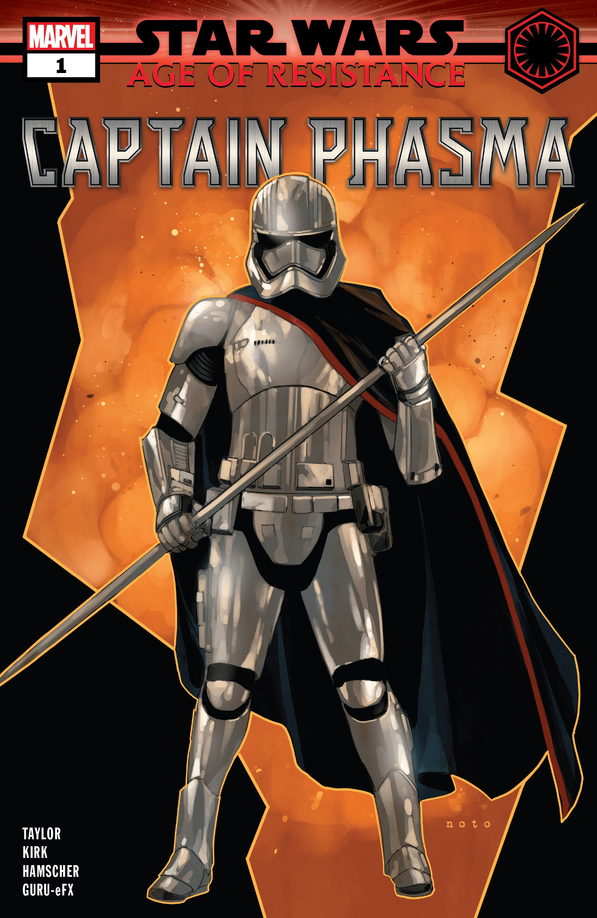Star Wars: Age Of Resistance Captain_Phasma Page 1