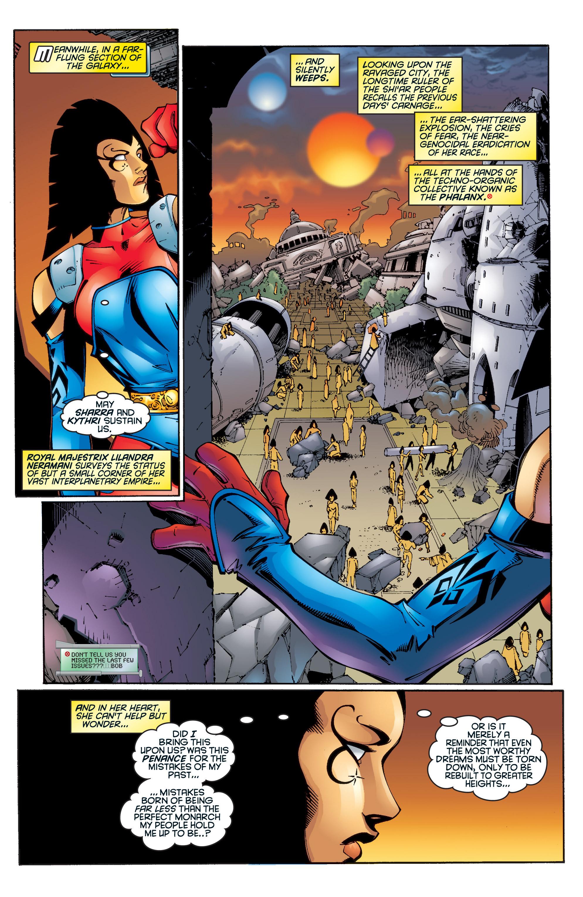 Read online Uncanny X-Men (1963) comic -  Issue #345 - 7