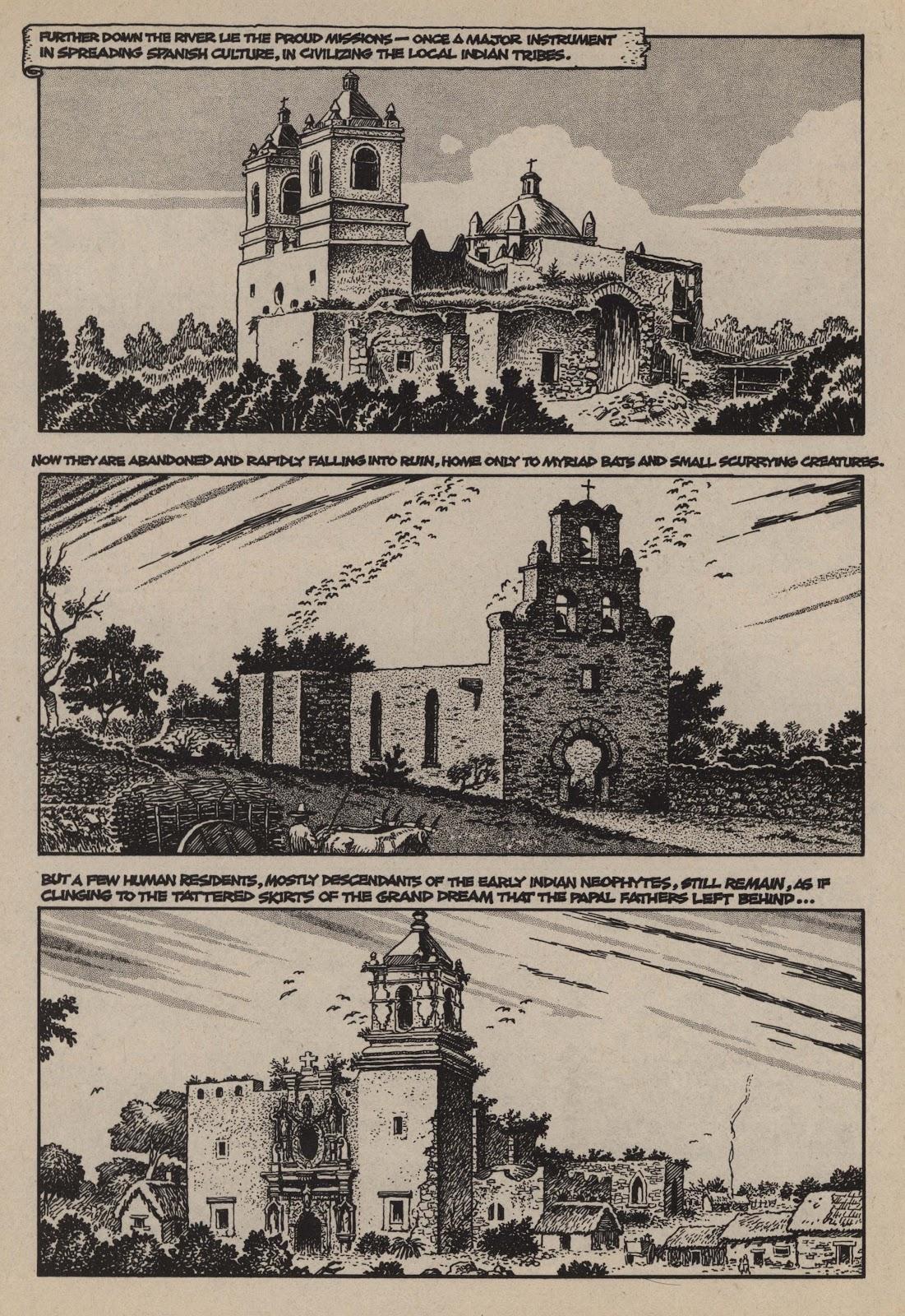 Recuerden el Alamo issue Full - Page 8