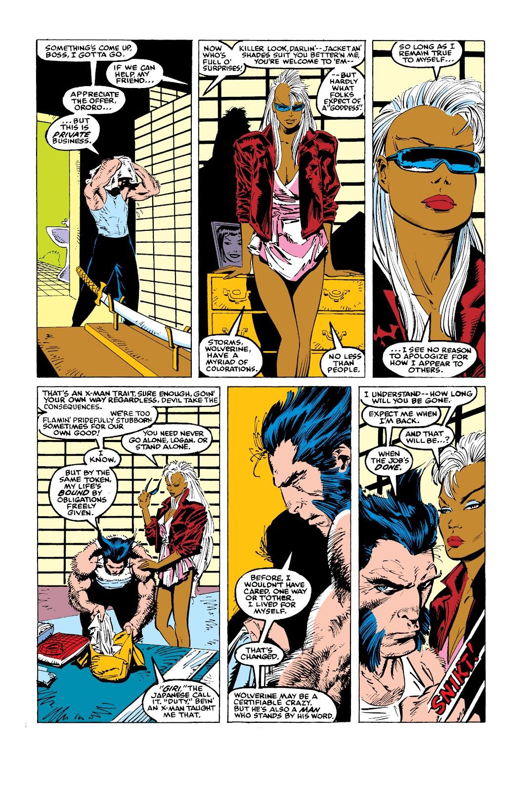 Uncanny X-Men (1963) issue 246 - Page 9
