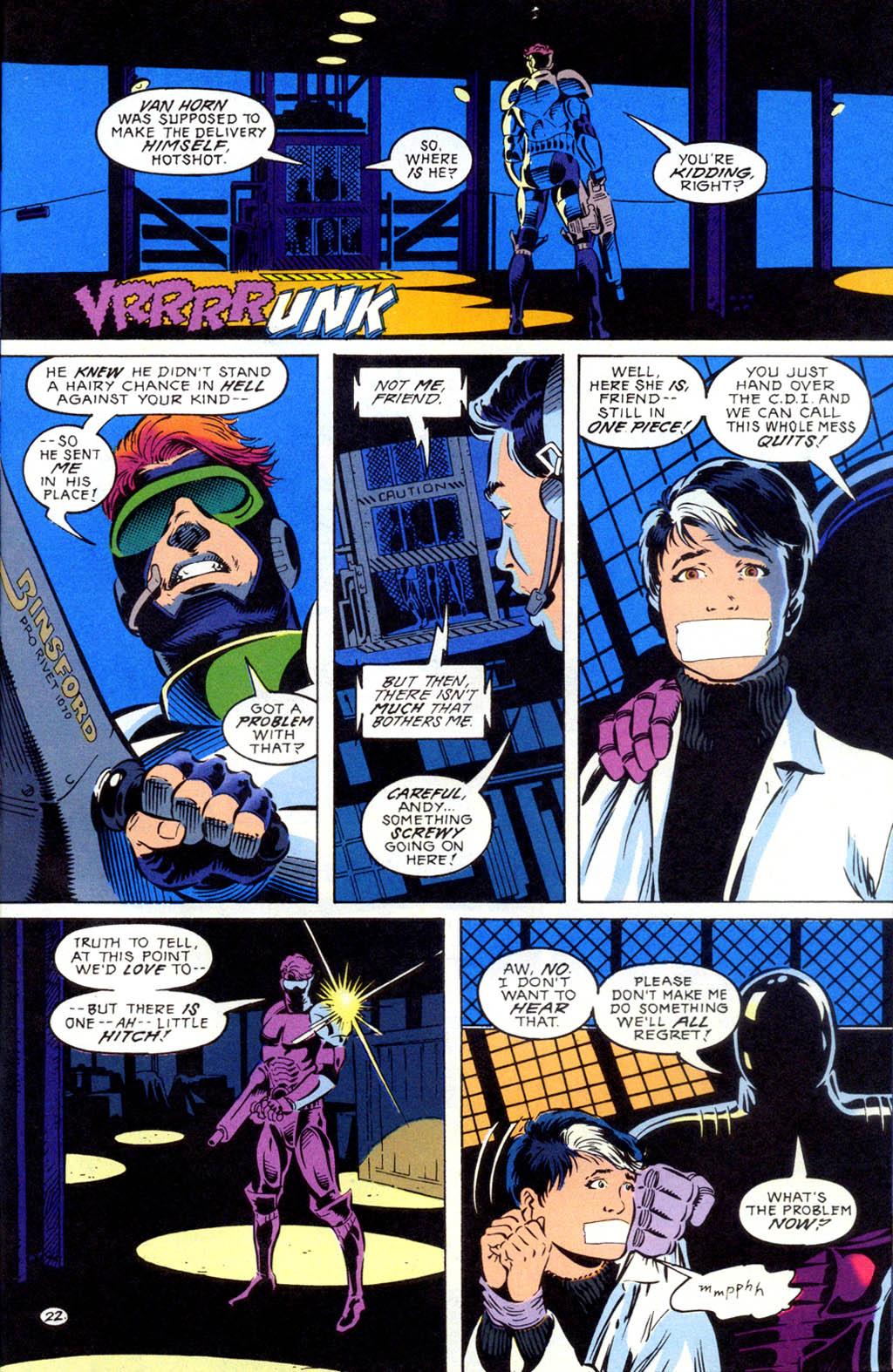 Read online Gunfire comic -  Issue #1 - 29