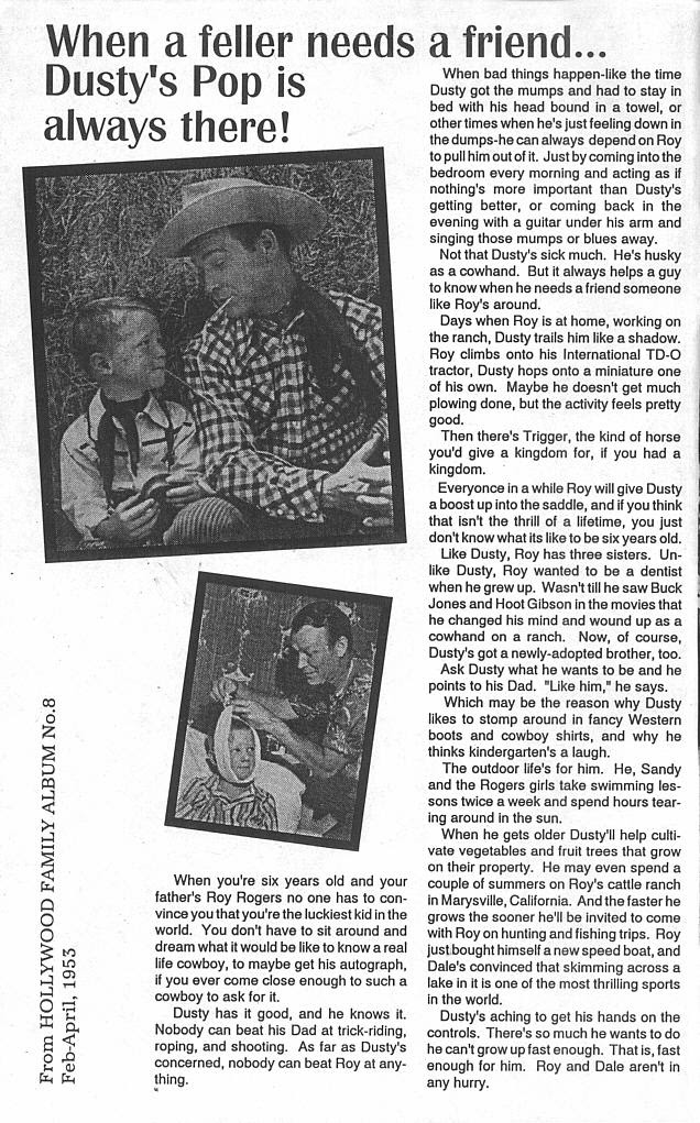 Read online Roy Rogers comic -  Issue #4 - 6
