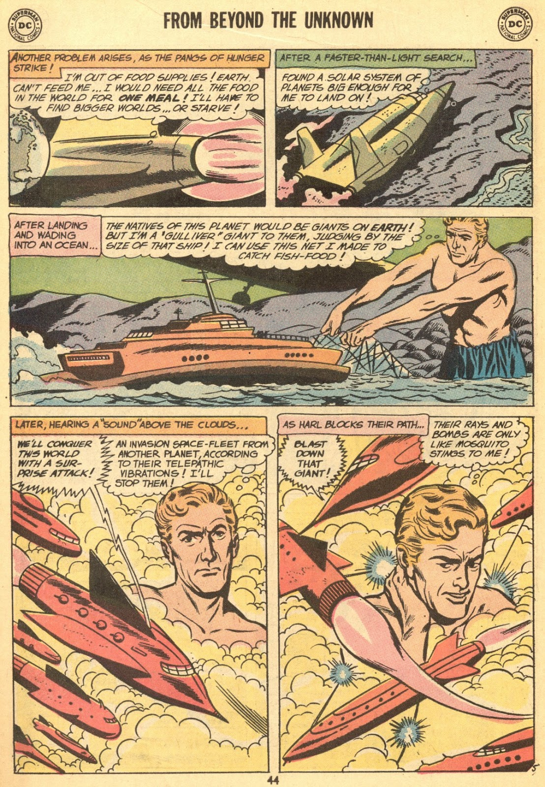 From Beyond the Unknown (1969) issue 9 - Page 46