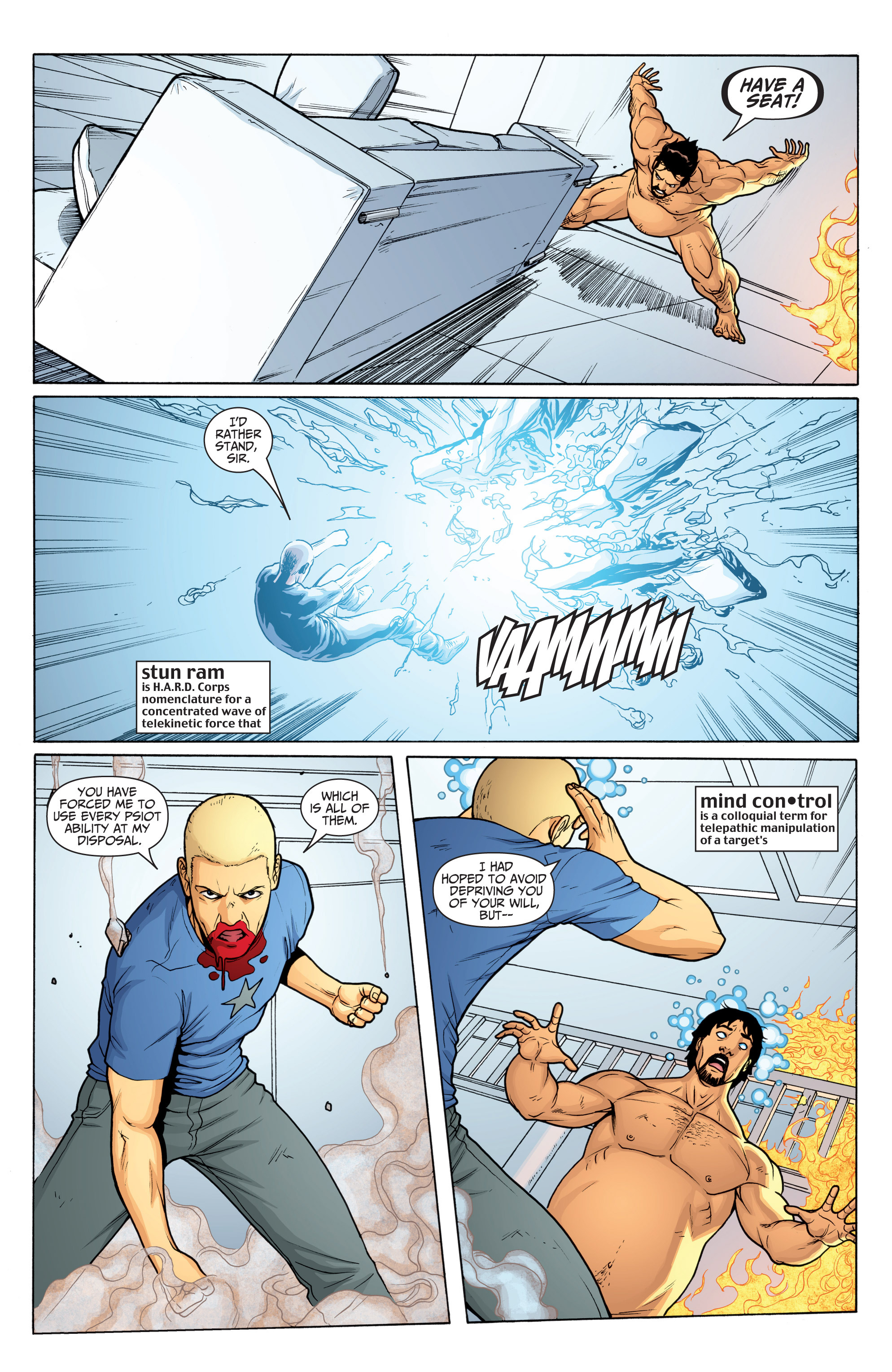 Read online Archer and Armstrong comic -  Issue #Archer and Armstrong _TPB 6 - 69