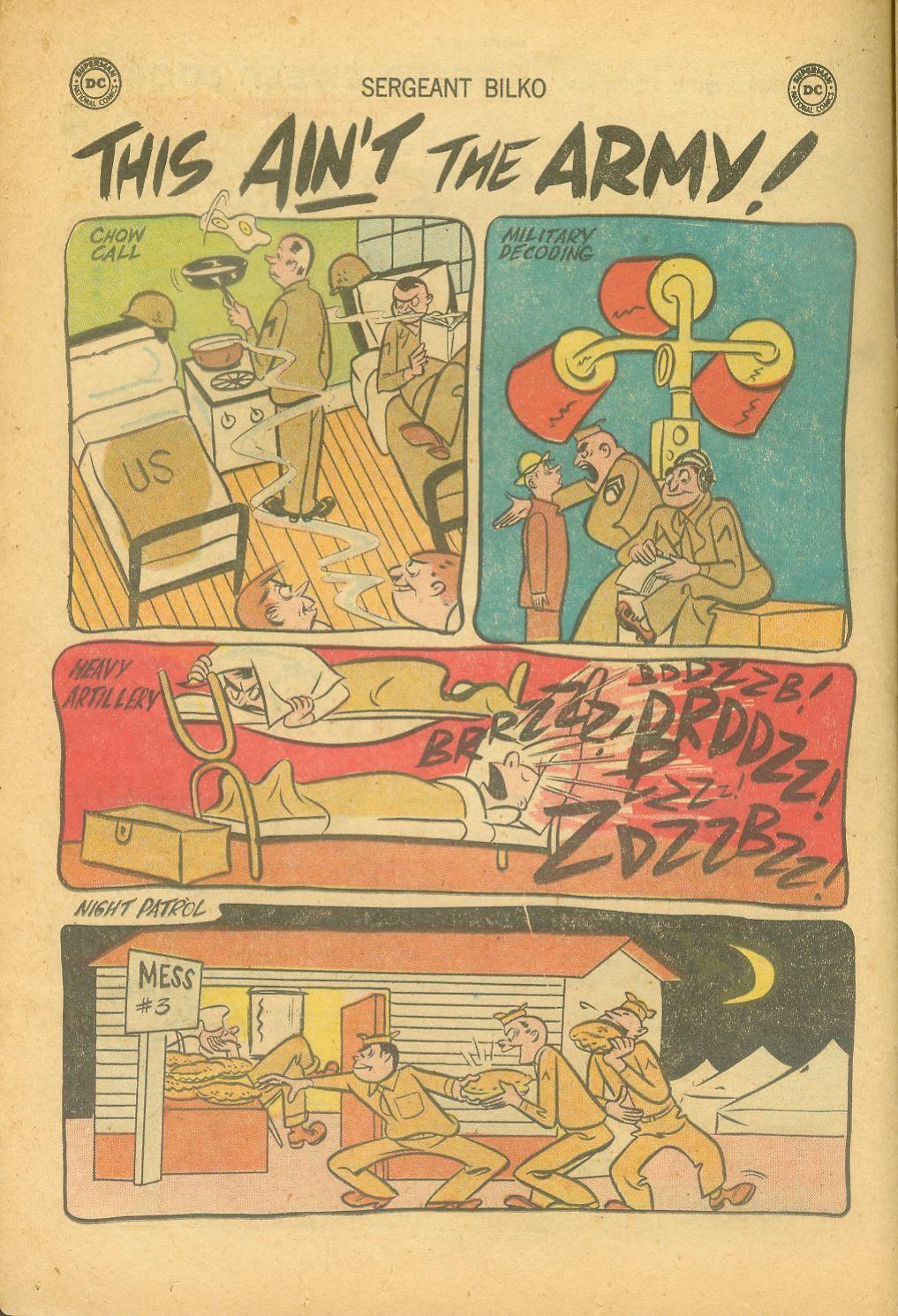 Sergeant Bilko issue 8 - Page 14