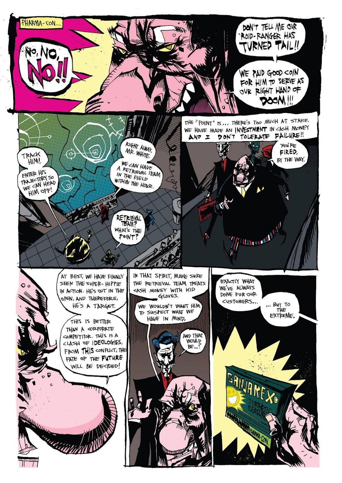 Read online Marijuanaman comic -  Issue # Full - 26