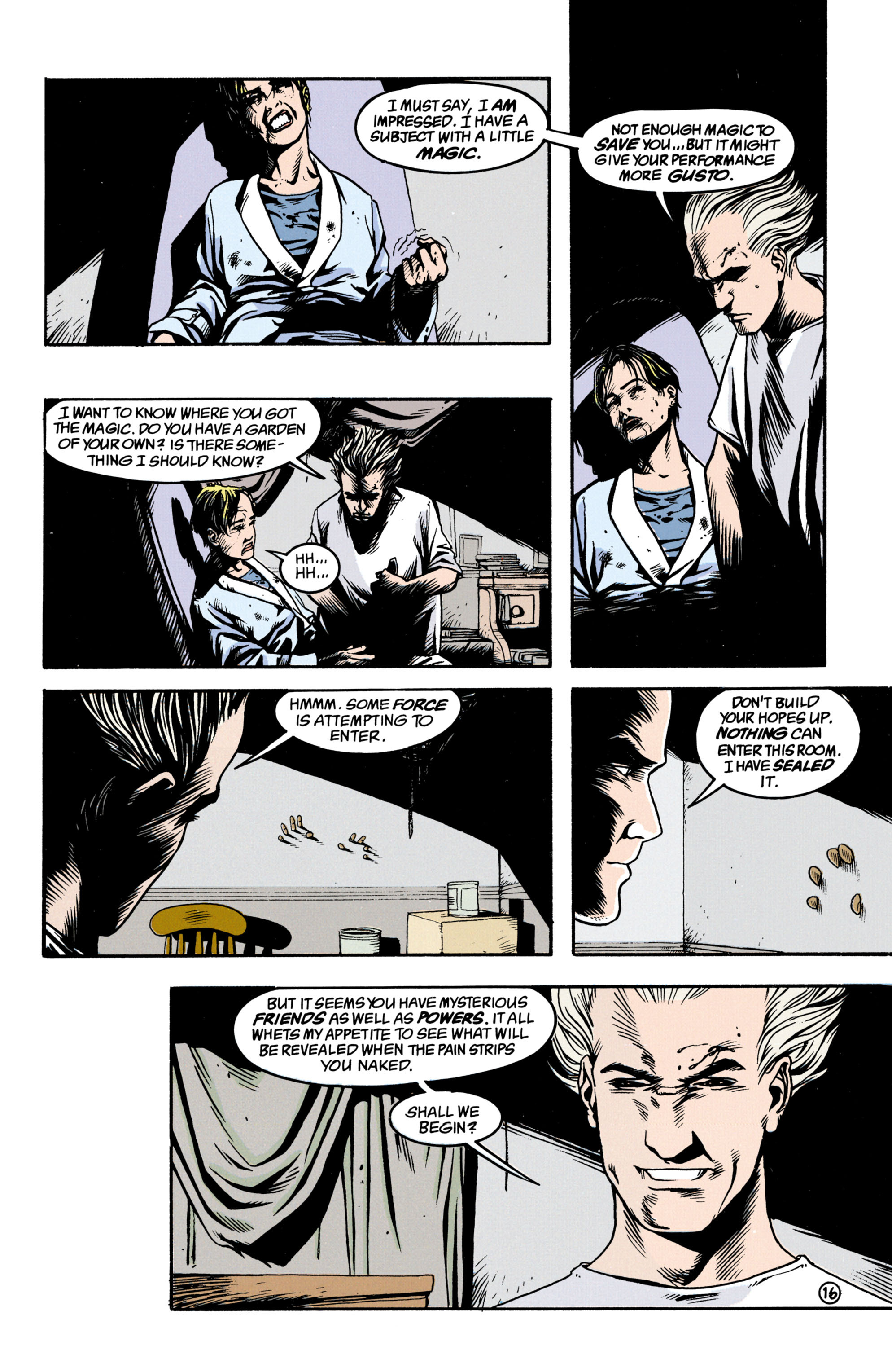 Read online Shade, the Changing Man comic -  Issue #34 - 16
