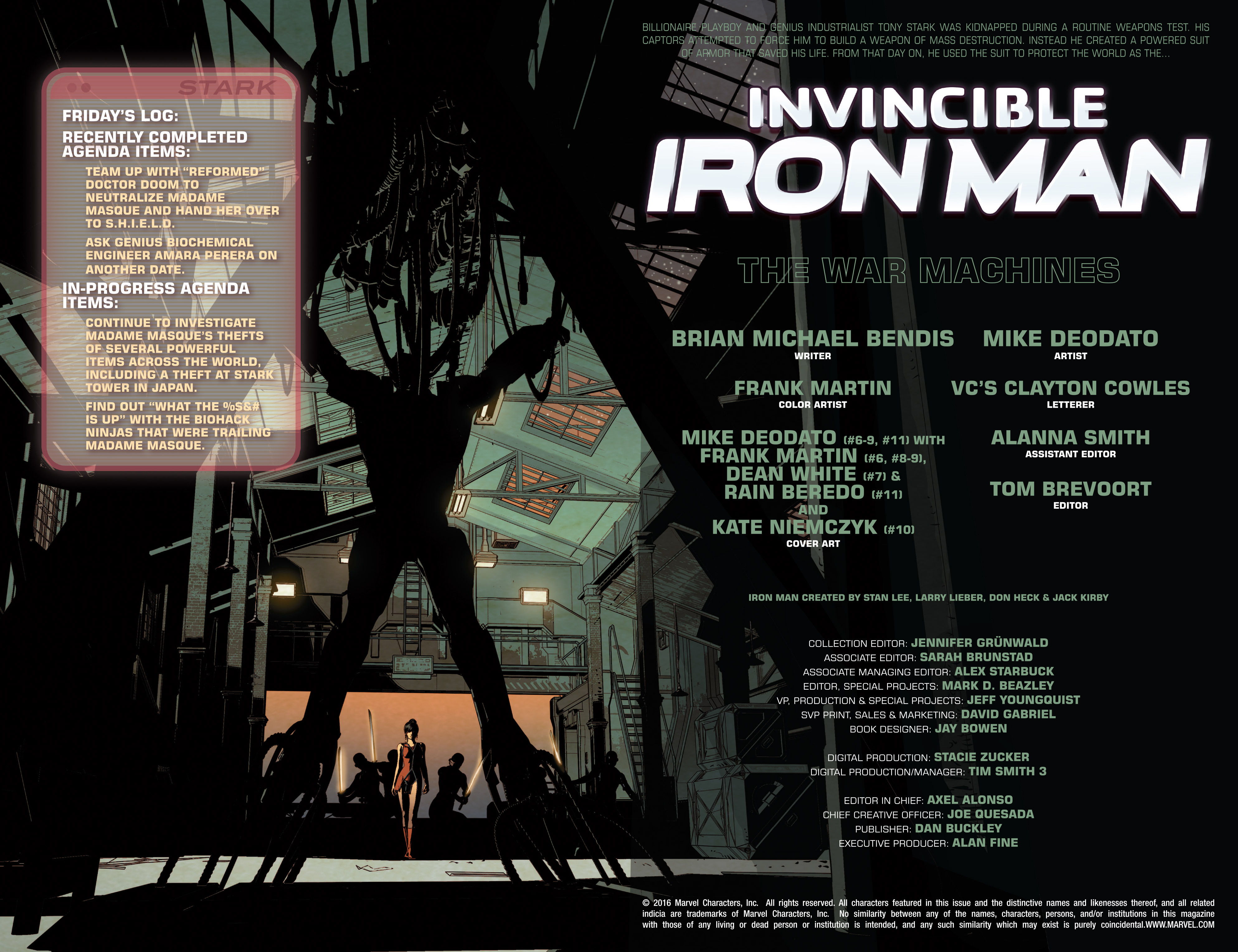 Read online True Believers: Invincible Iron Man-The War Machines comic -  Issue # Full - 3