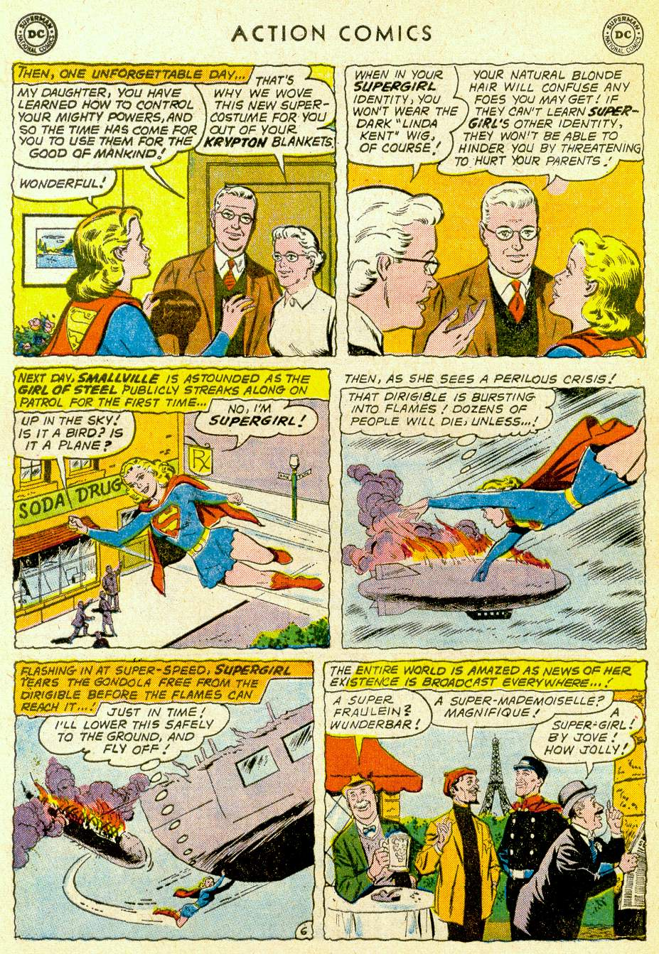 Action Comics (1938) 275 Page 23